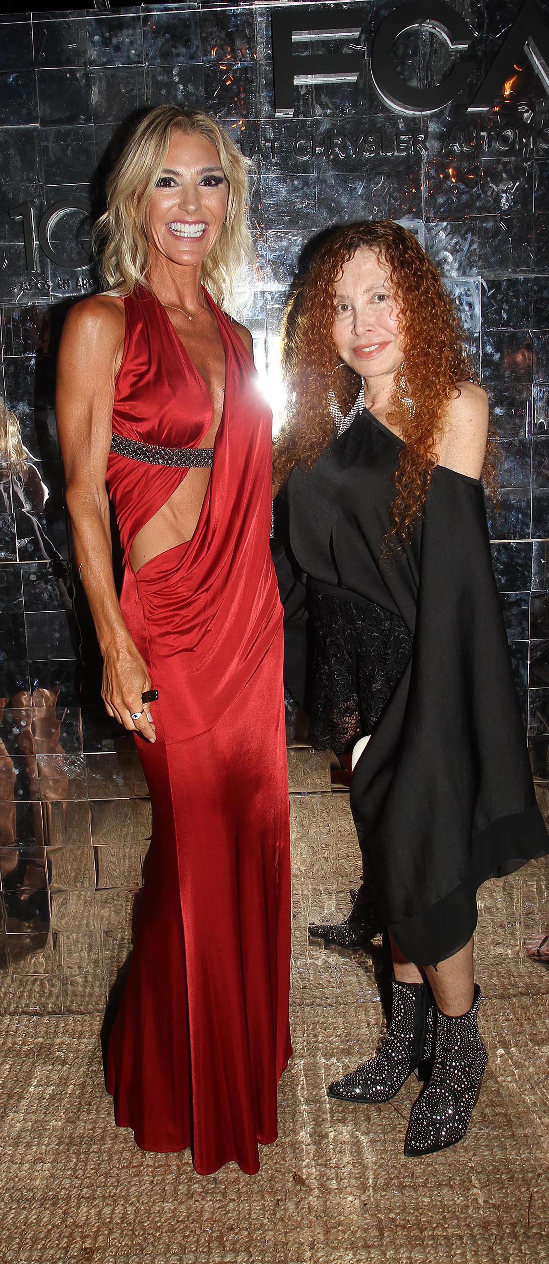 Gabriela Castellani y Maureene Dinar