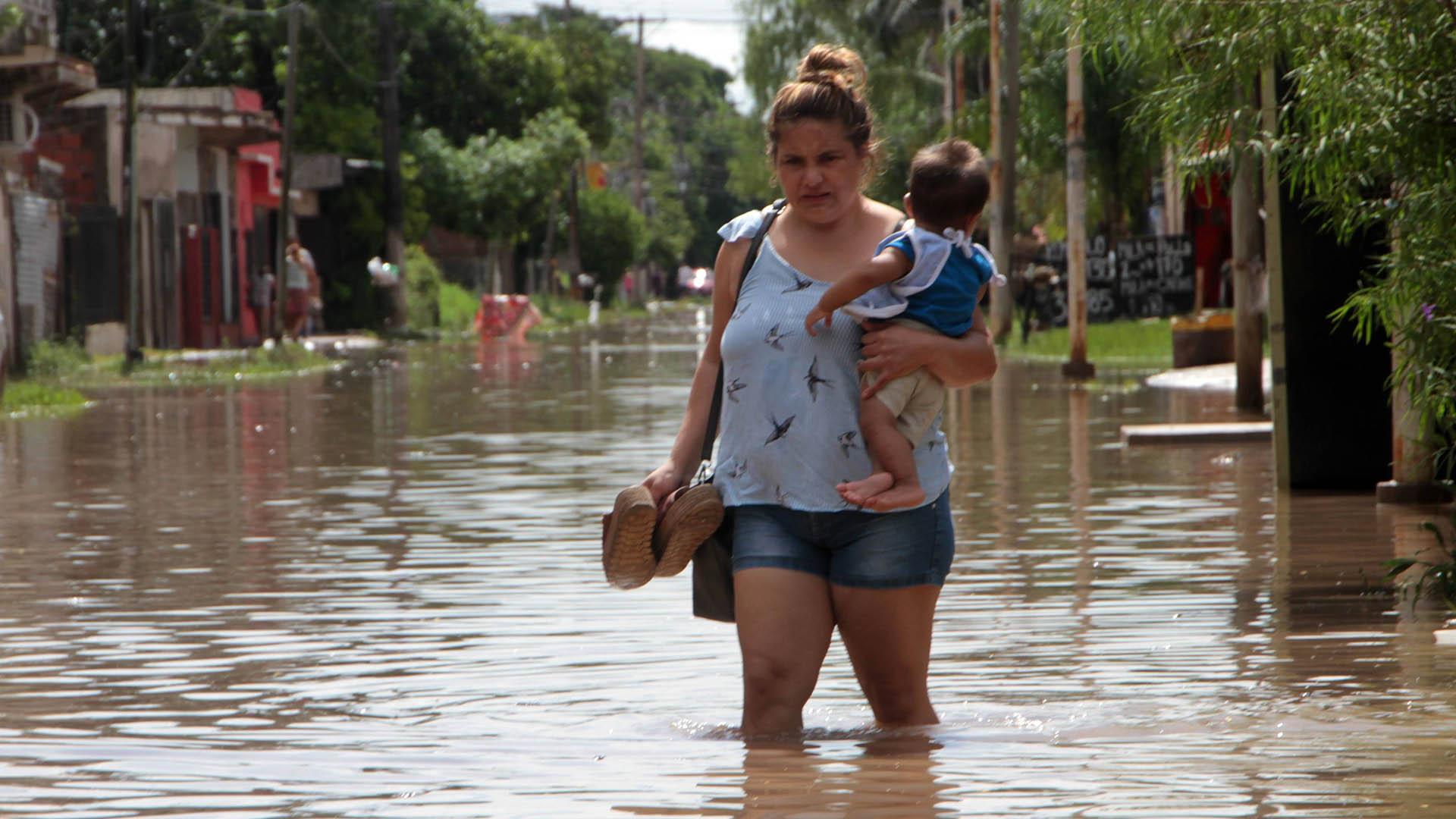 Corrientes, una de las provincias más afectadas