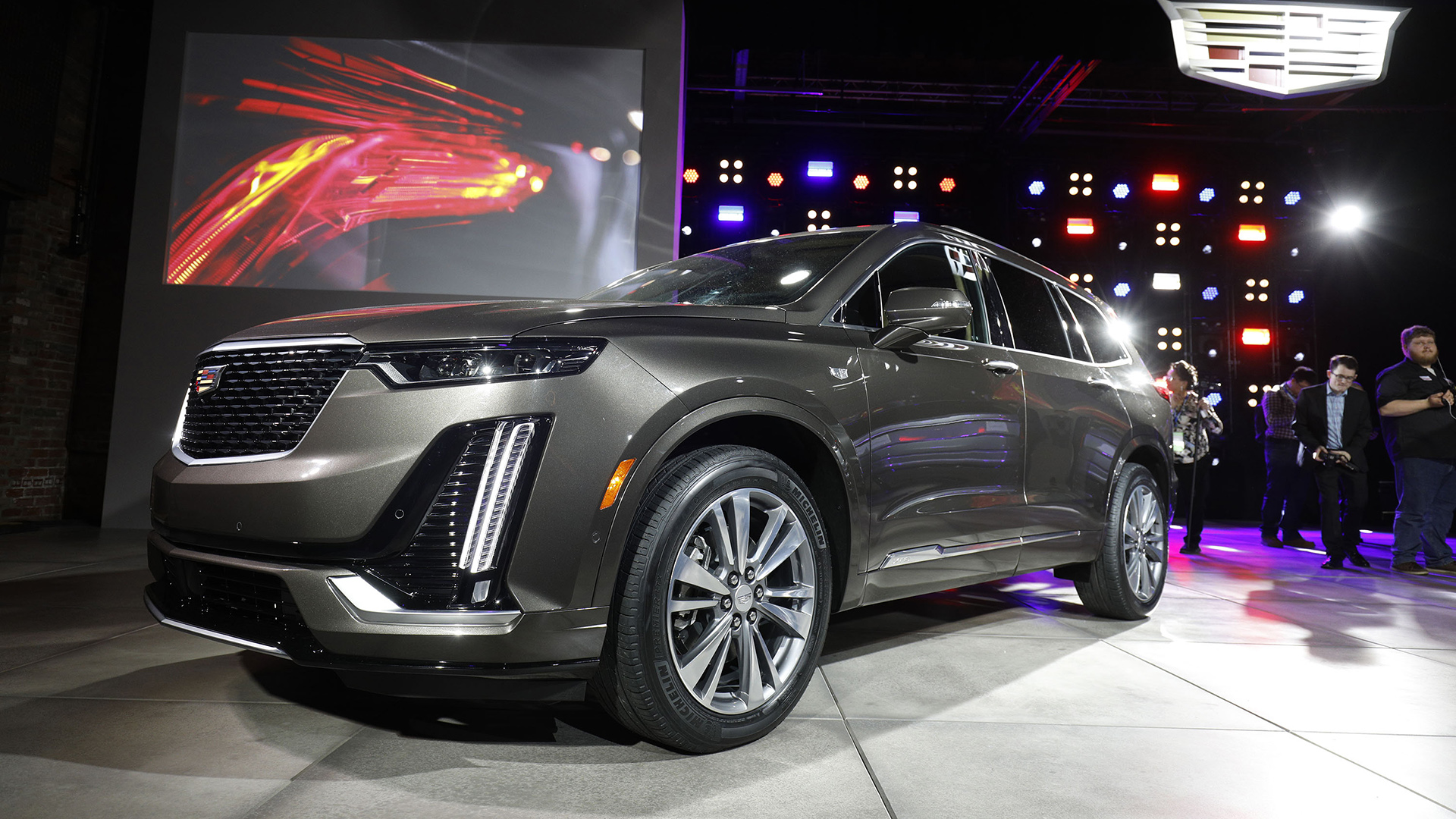 El Cadillac XT6 de General Motors (AFP)