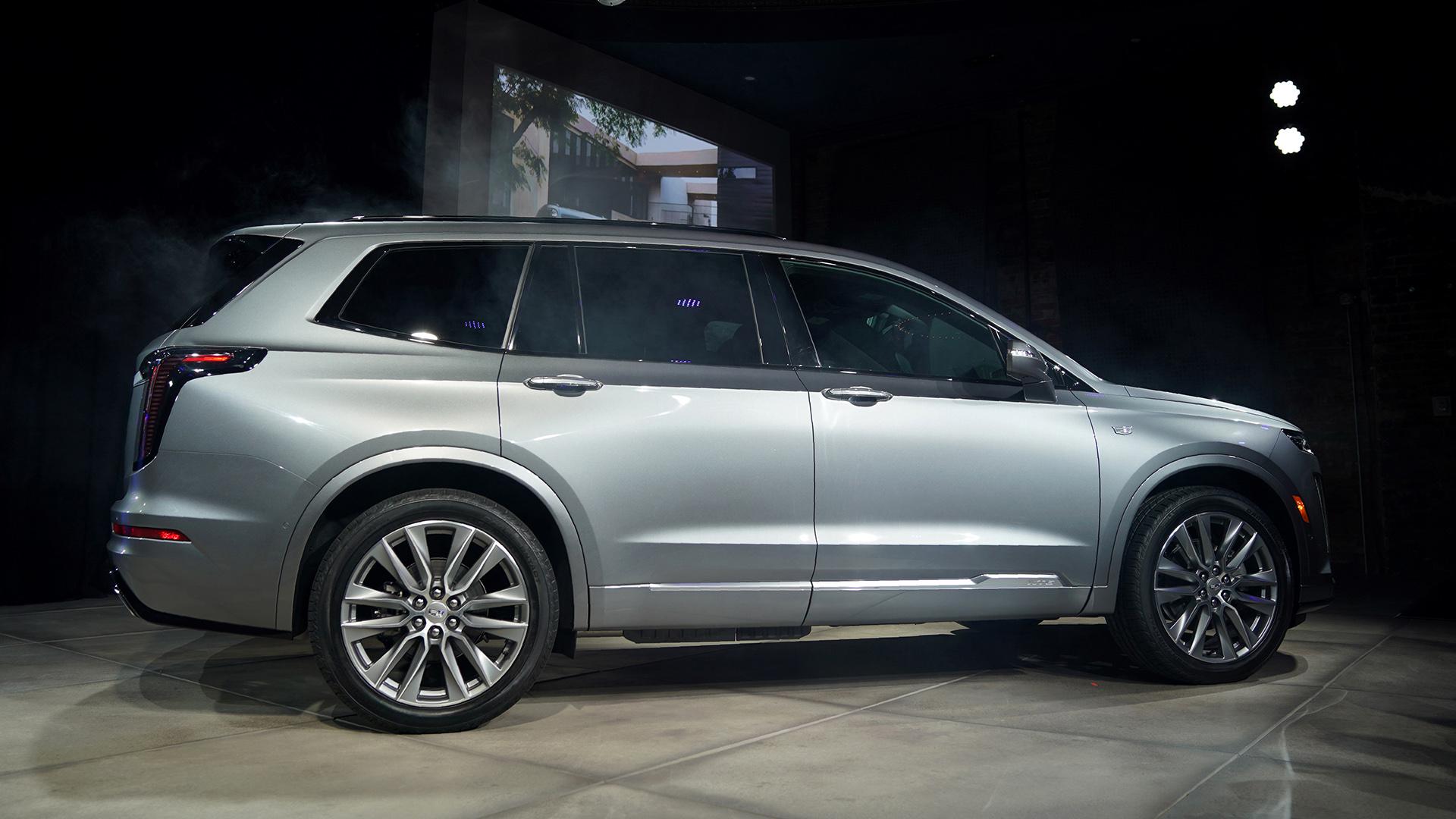 Cadillac XT6 (AFP)