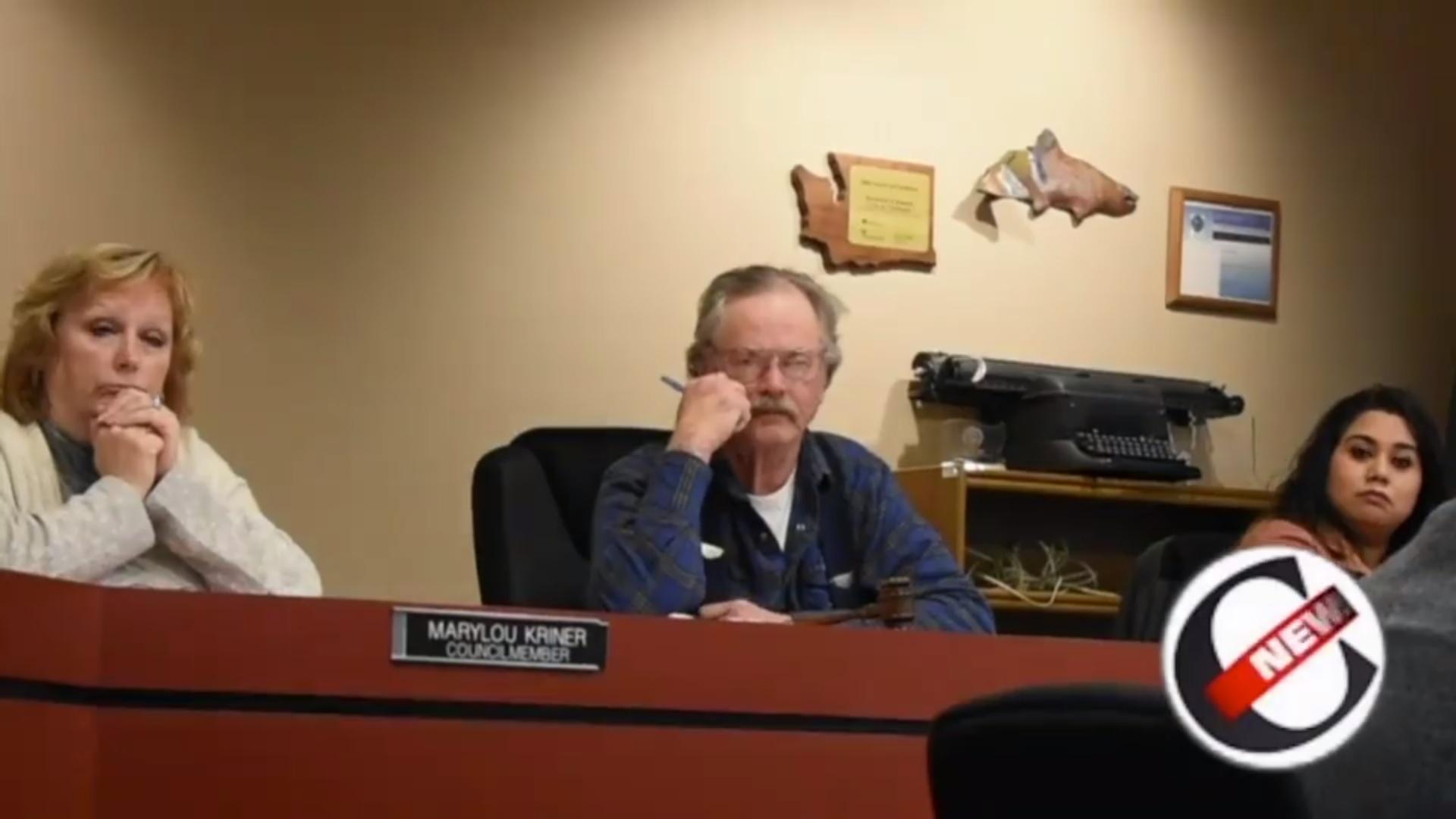Dennis Brown, alcalde de Tonasket. (Foto: Especial)