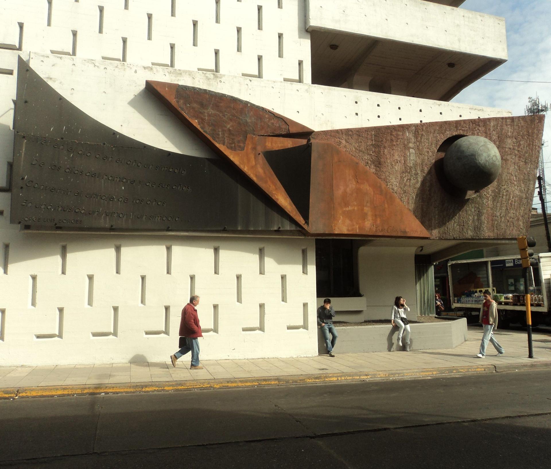 """""""Universitas"""" de 1995 en la Universidad de Morón"""