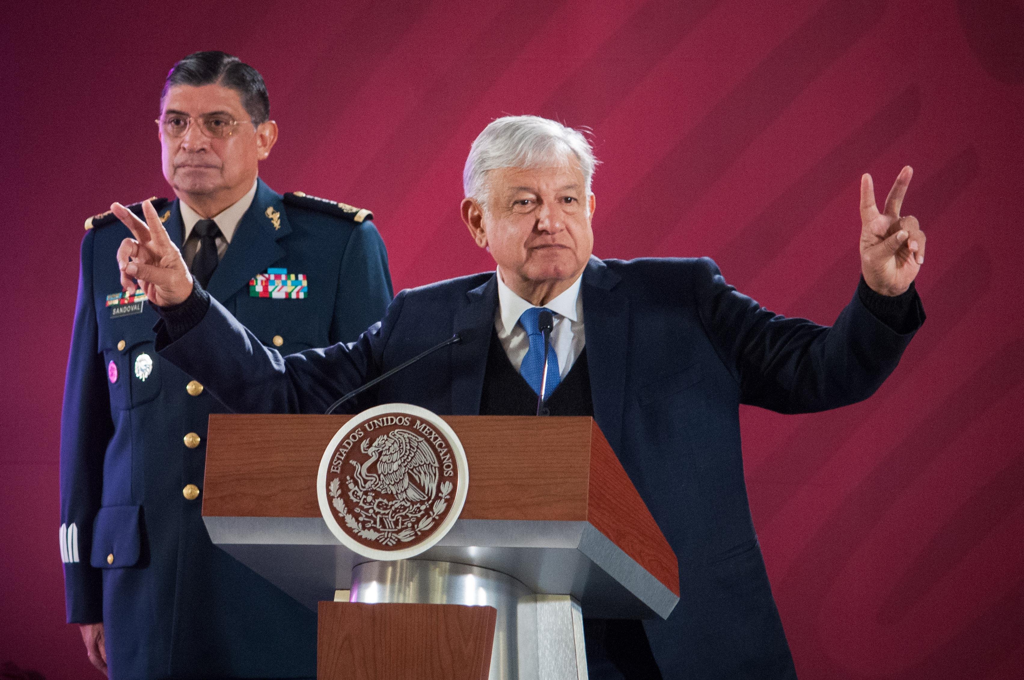 López Obrador también es apasionado del béisbol. (Foto: Archivo)