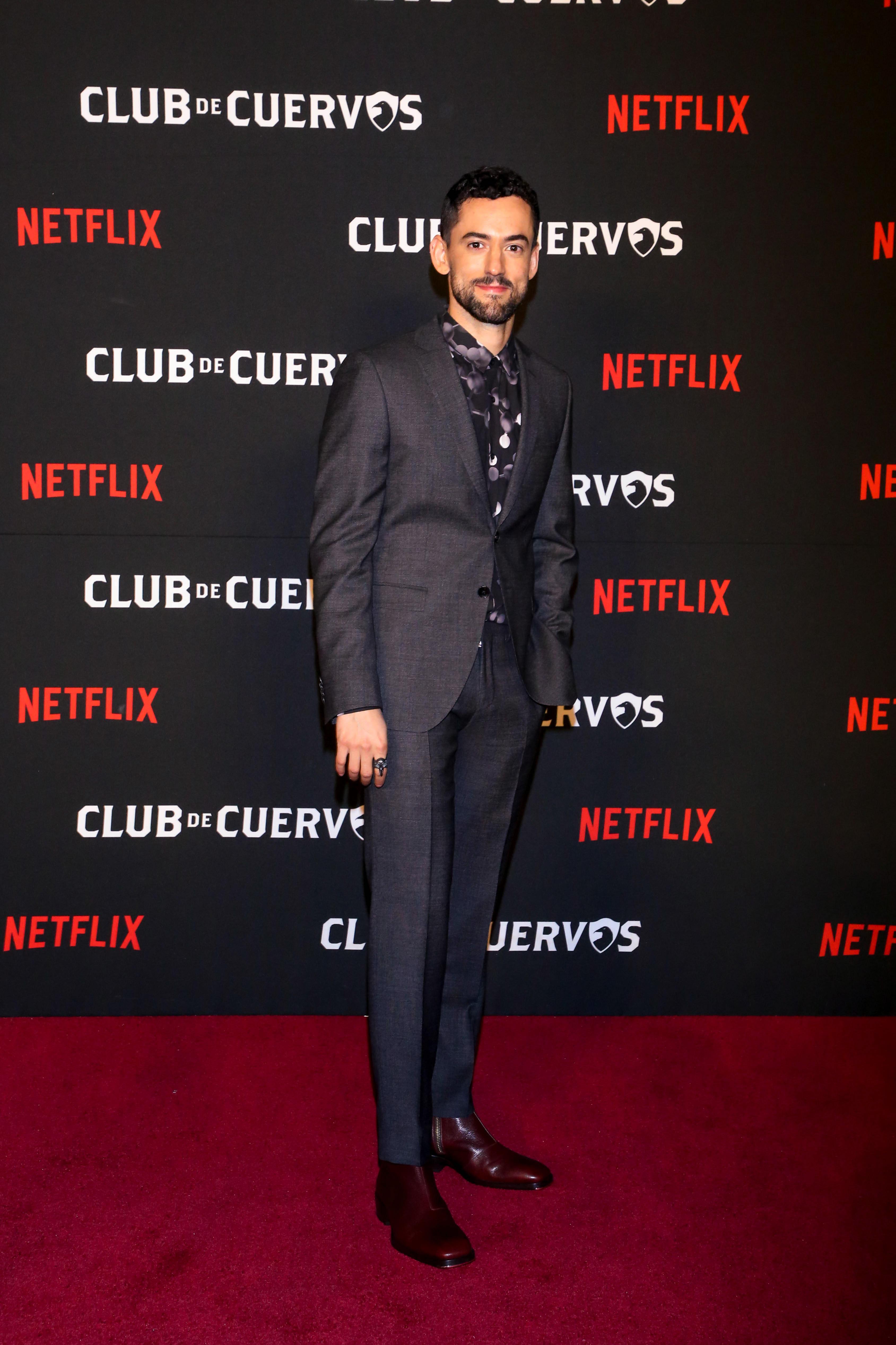 """Luis Gerardo Méndez dio vida al personaje de """"Chava Iglesias"""" ( Foto: Cortesía Netflix)"""