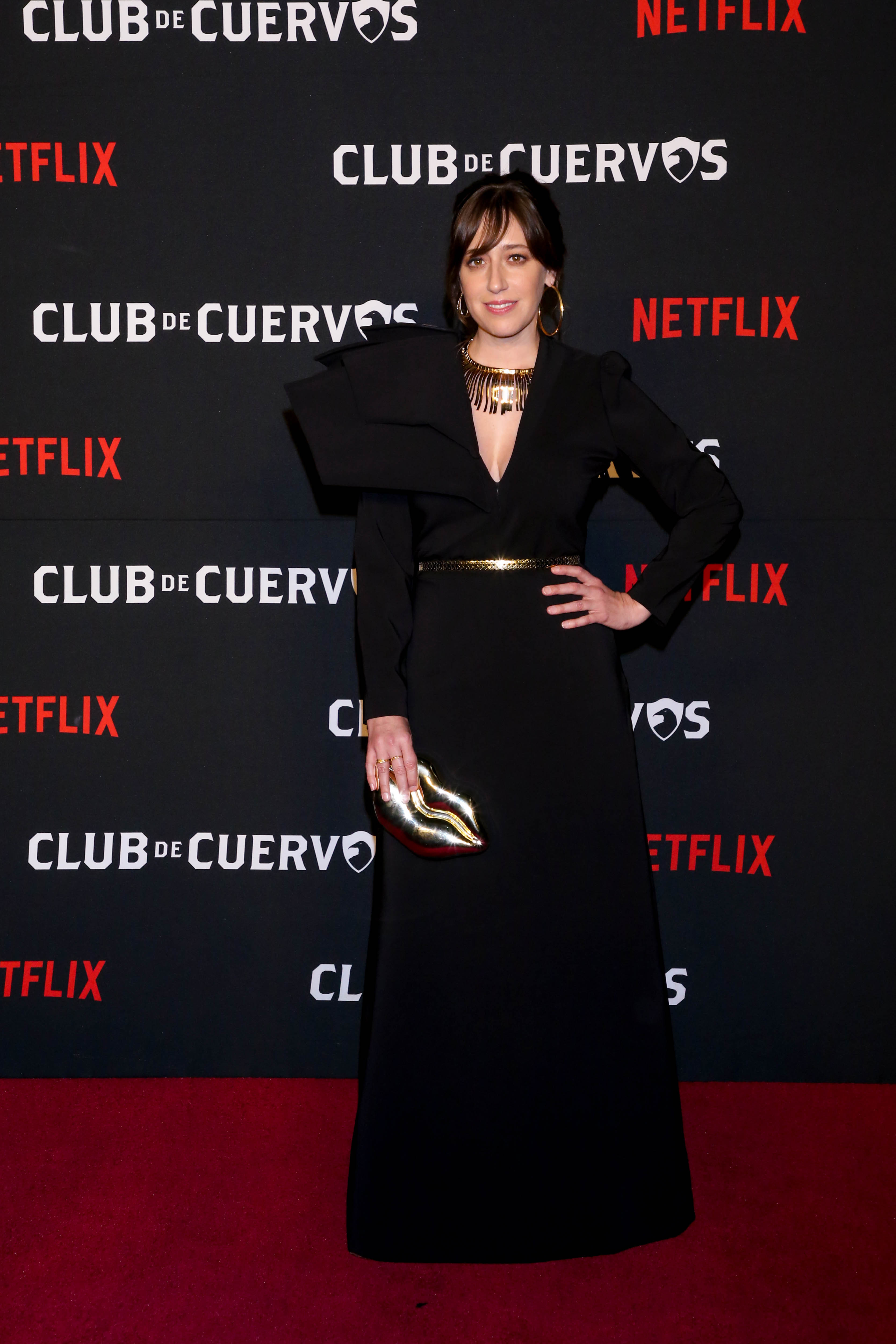 "Mariana Treviño representó a ""Isabel Iglesias"" ( Foto: Cortesía Netflix)"