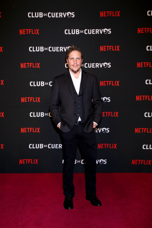"""Gaz Alazraki, creador de la serie """"Club de Cuervos"""" ( Foto: Cortesía Netflix)"""