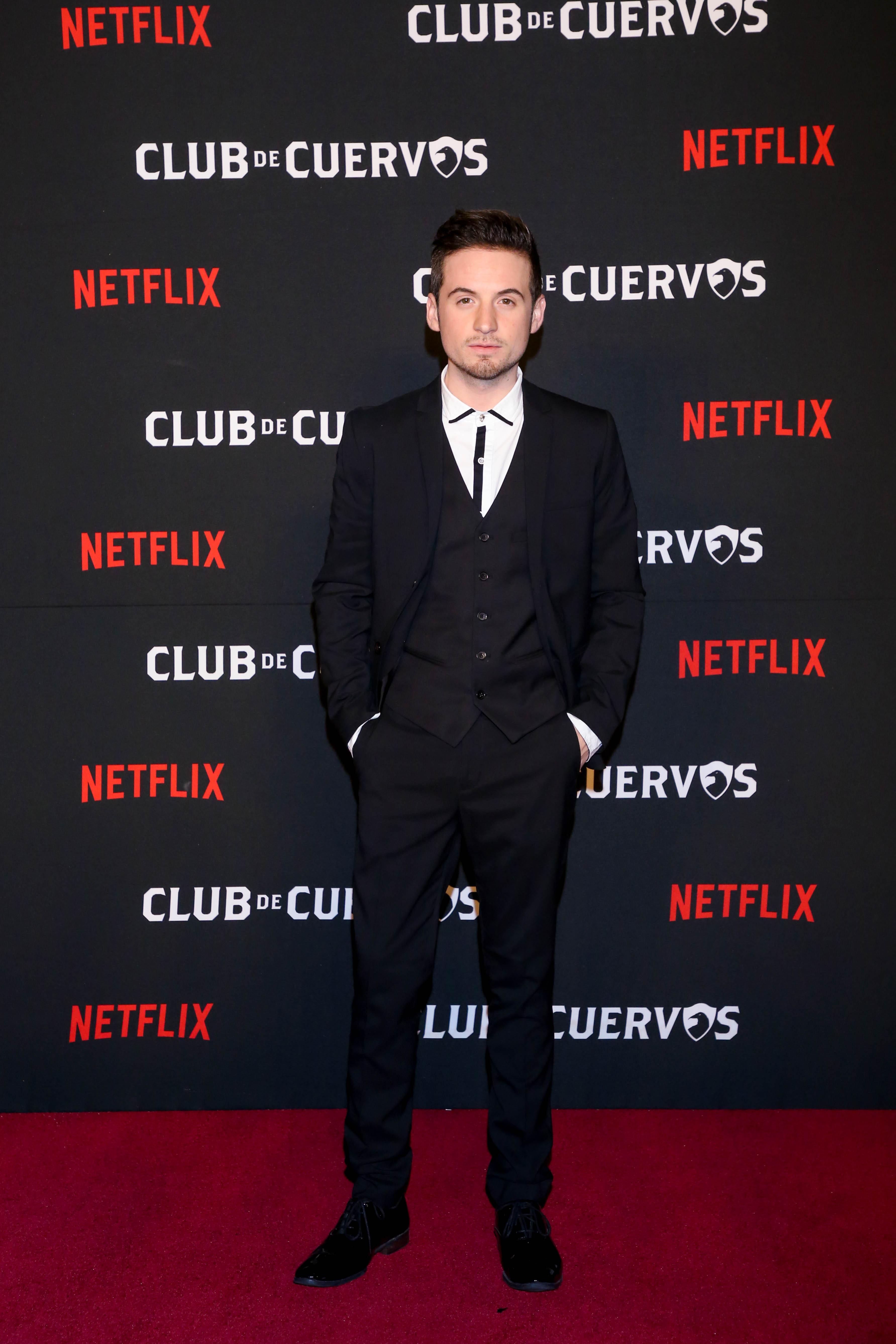 """El actor Jesús Zavala, que en la serie encarnó a """"Hugo Sánchez"""" es uno de los personajes entrañables (Foto: Cortesía Netflix)"""