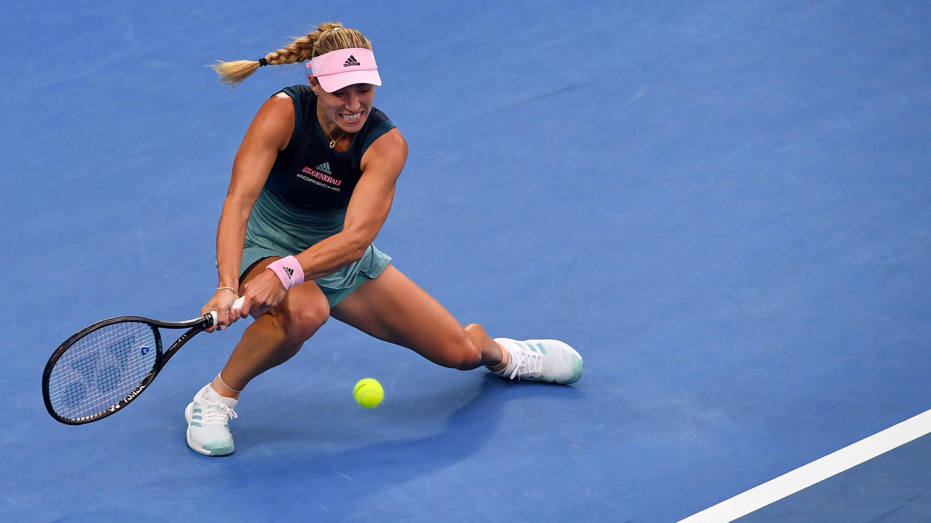 La alemana Angelique Kerber (número 2 del mundo), la danesa Caroline Wozniacki (3ª y defensora del título) y la estadounidense Sloane Stephens (5ª) se clasificaron fácilmente
