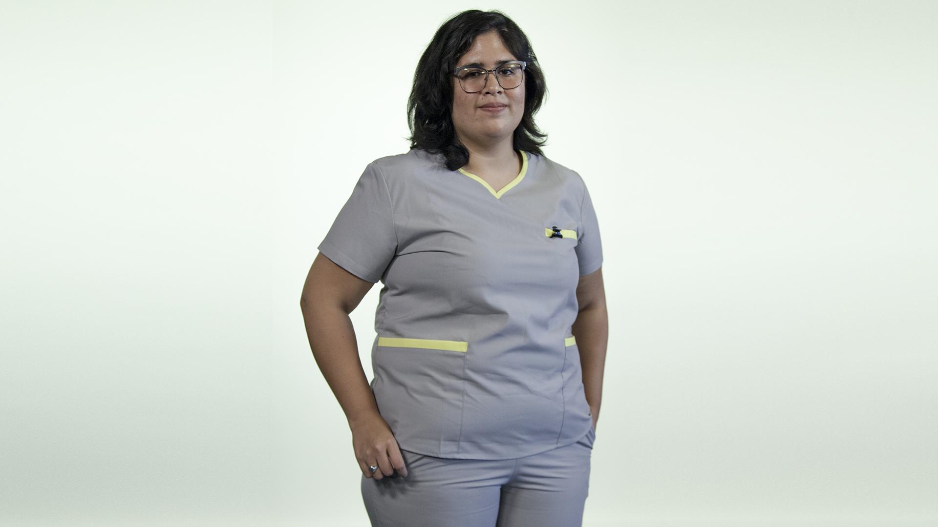 Brenda en Infobae: cree que el accidente terminará definiendo su especialidad (Santiago Saferstein)