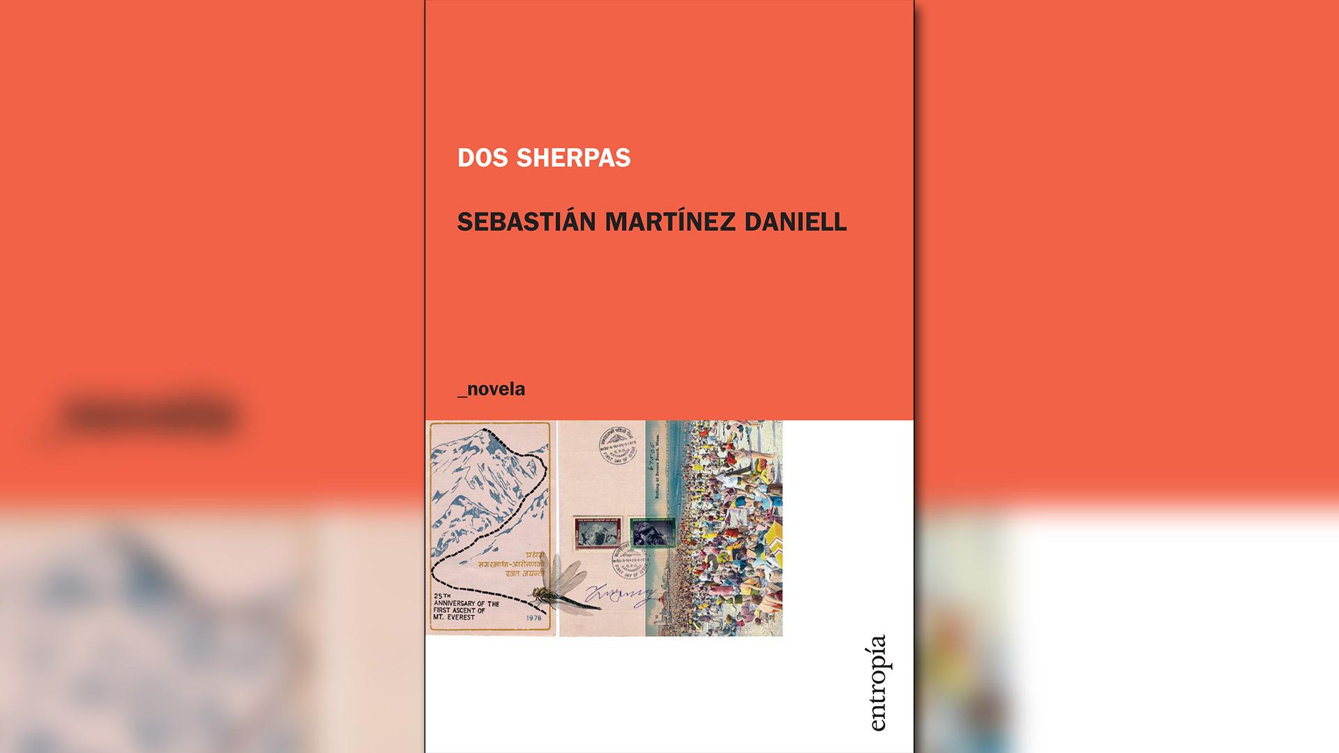 Dos sherpas fue editada por Entropía