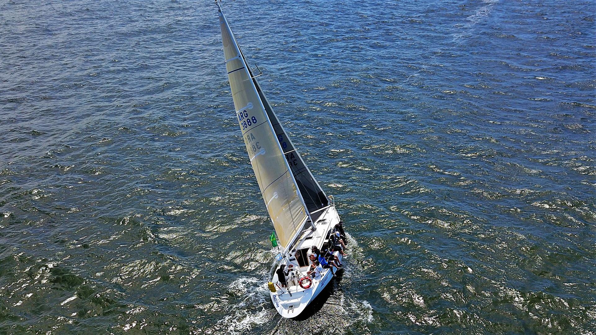 La inscripción al torneo costaba 800 dólares y cada embarcación puede llegar a costar desde 100 mil hasta 400 mil dólares