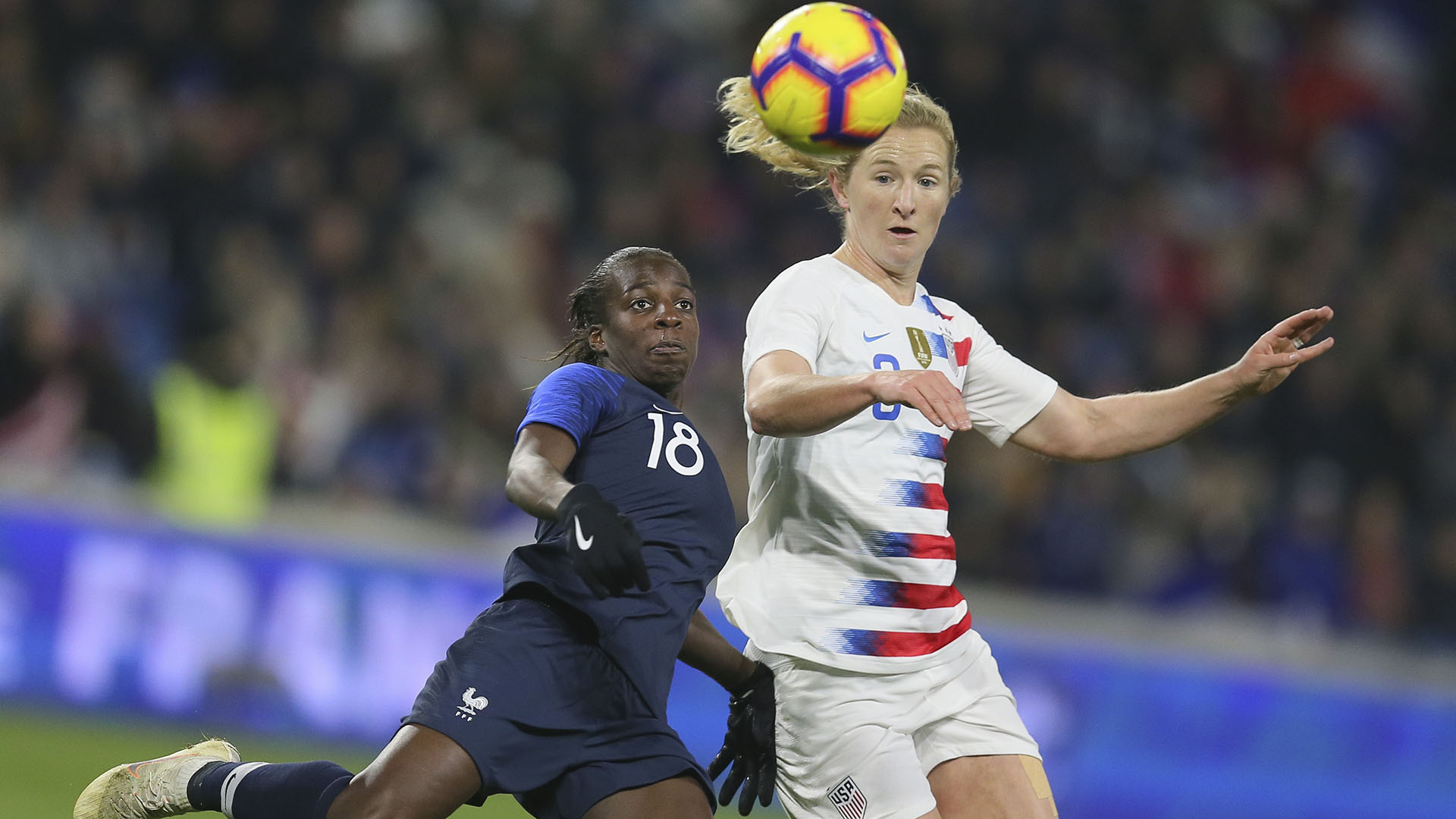El conjunto galo se impuso por 3-1 en Le Havre (AP)
