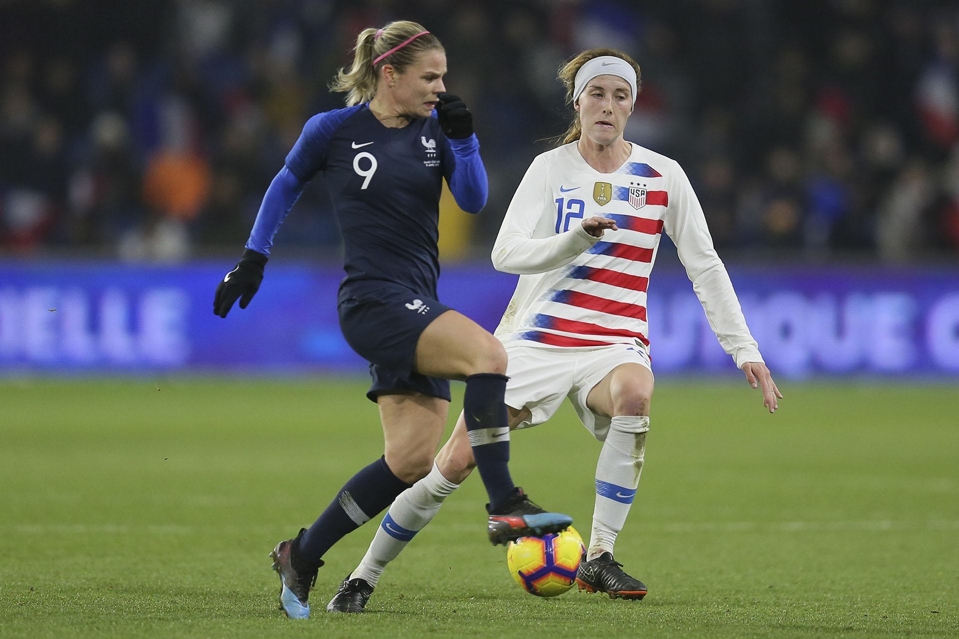 Francia será el anfitrión del próximo Mundial femenino, que se jugará del 7 de junio al 7 de julio de este año (AP)
