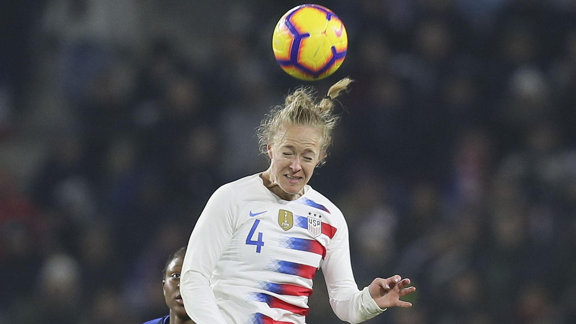 Estados Unidos jugará un amistoso ante España como cierre de su gira por Europa (AP)