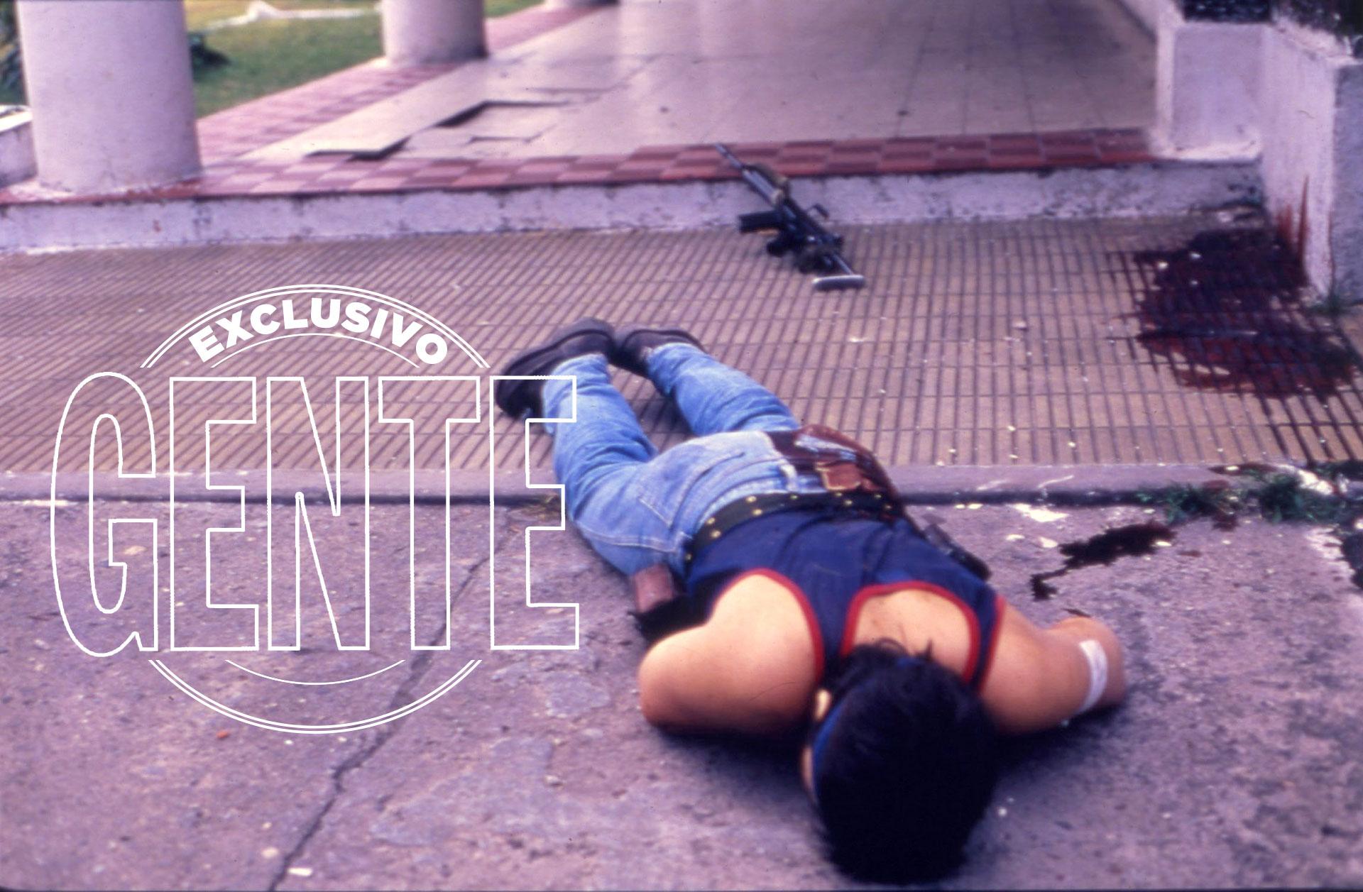 De acuerdo a la investigación que encabezó el fiscal Raúl Plee, hubo 33 muertos entre los guerrilleros, incluidos los cuatro desaparecidos tras la rendición.
