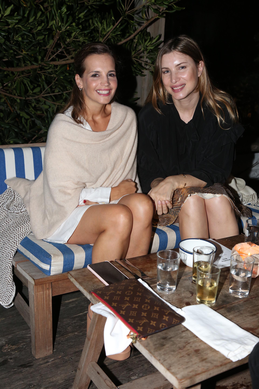Sabrina Garciarena y Sole Ainesa se divirtieron juntas en el Modo Mesa de HSBC