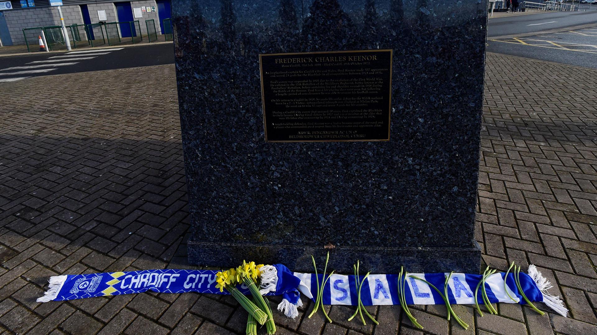 El mundo del fútbol espera que esta tragedia se resuelva lo antes posible y con el mejor final