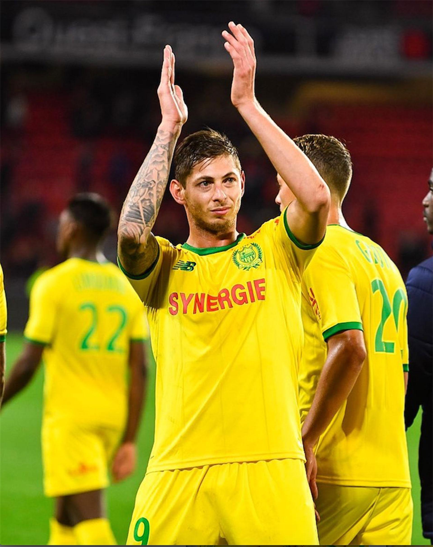 Su buen rendimiento lo llevó a ser uno de los jugadores más queridos por la afición del Nantes