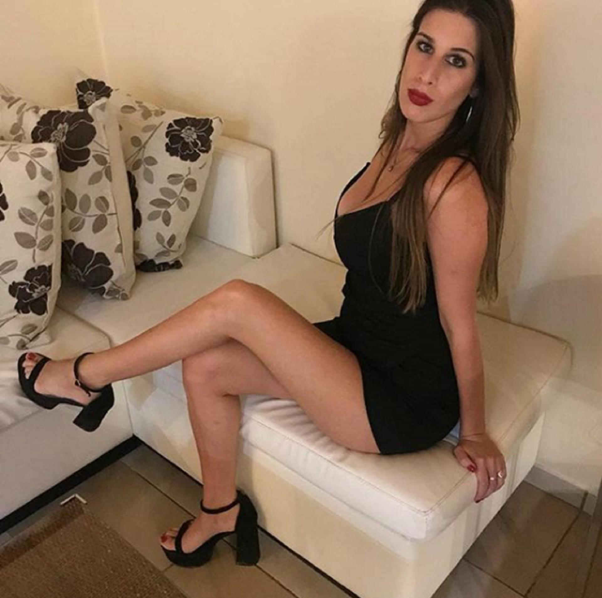 Sofía Sorrenti, la ex mujer de Rodrigo Noya