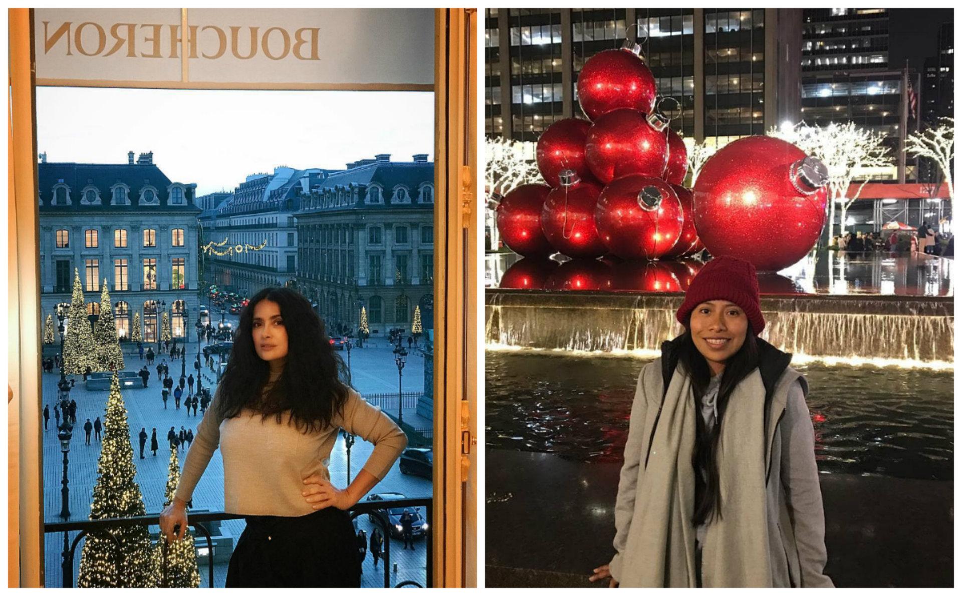 Sólo Salma y Yalitza han sido nominadas al Oscar de Actriz (Instagram)