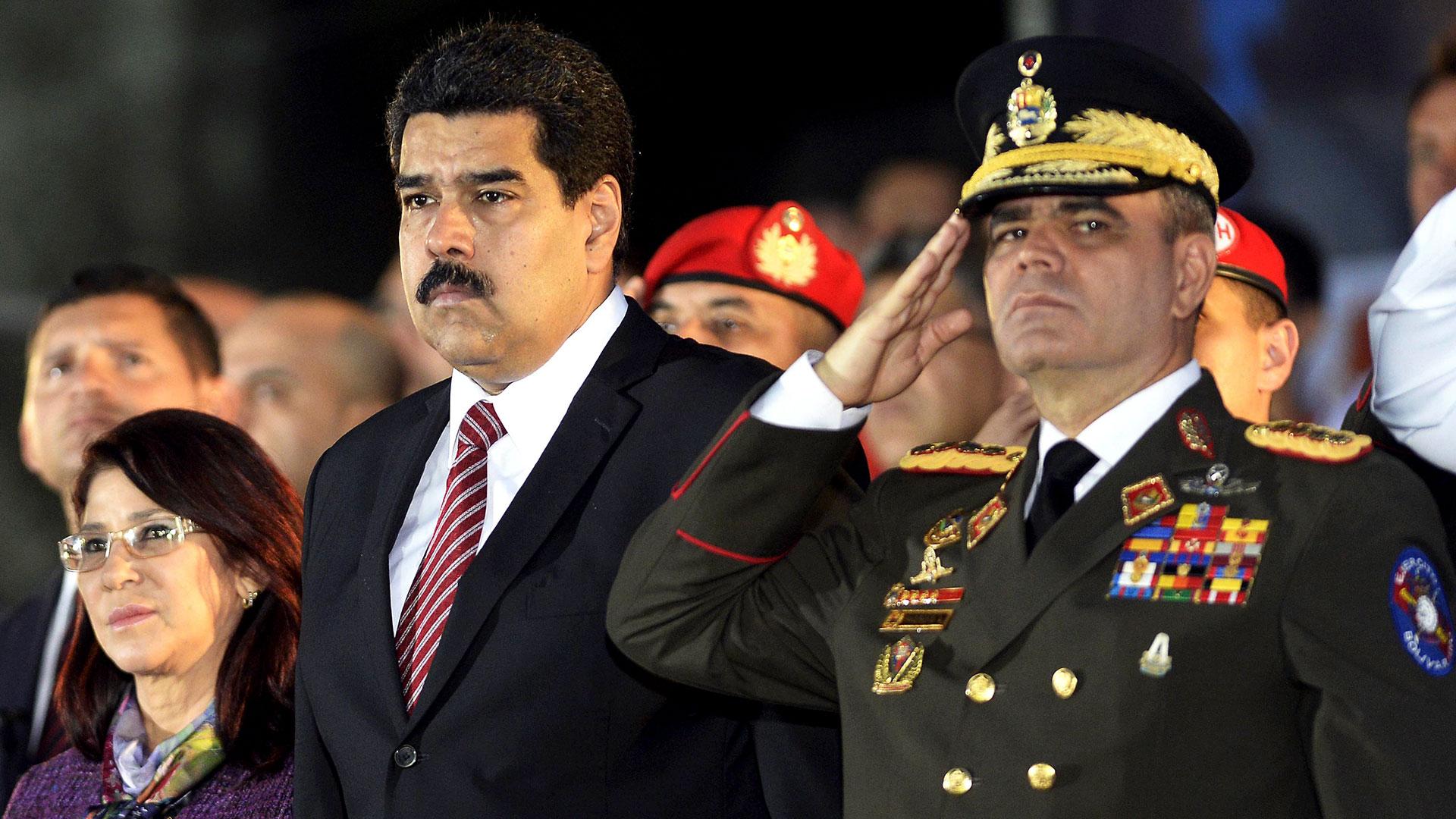 El dictador venezolano Nicolás Maduro. (AFP)