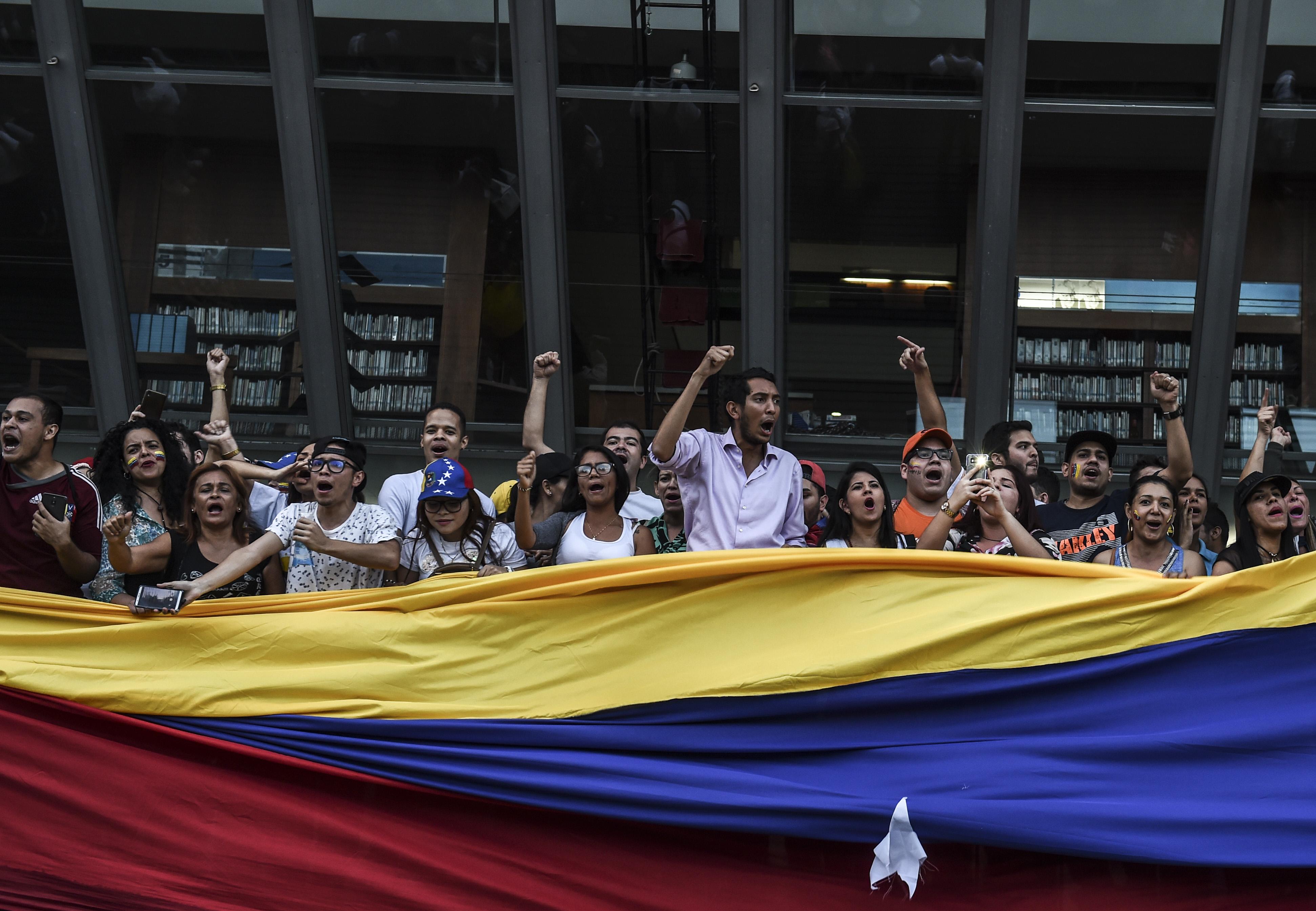 Medellín. (Photo by JOAQUIN SARMIENTO / AFP)