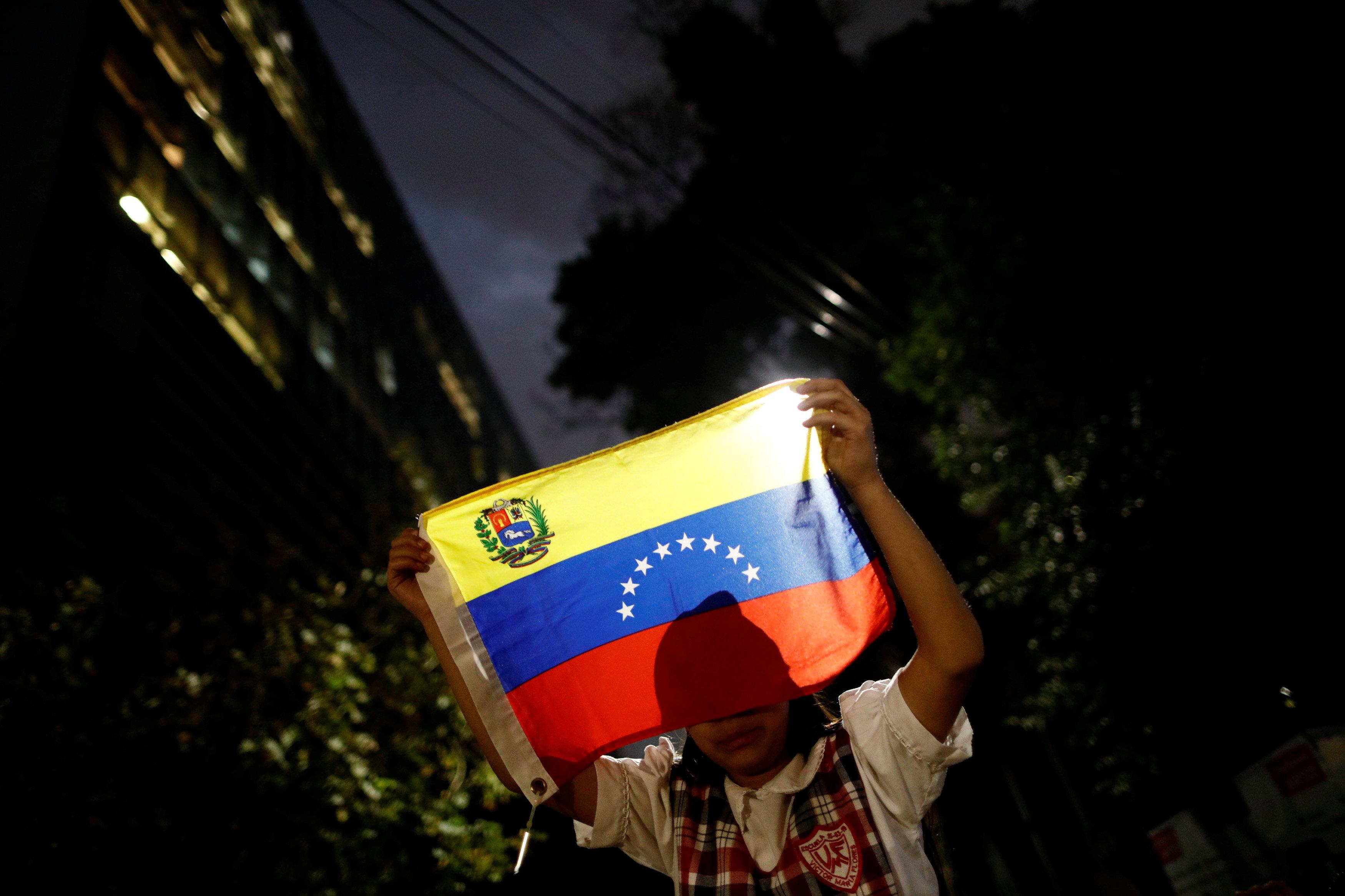 Protestas en México. (REUTERS/Edgard Garrido)