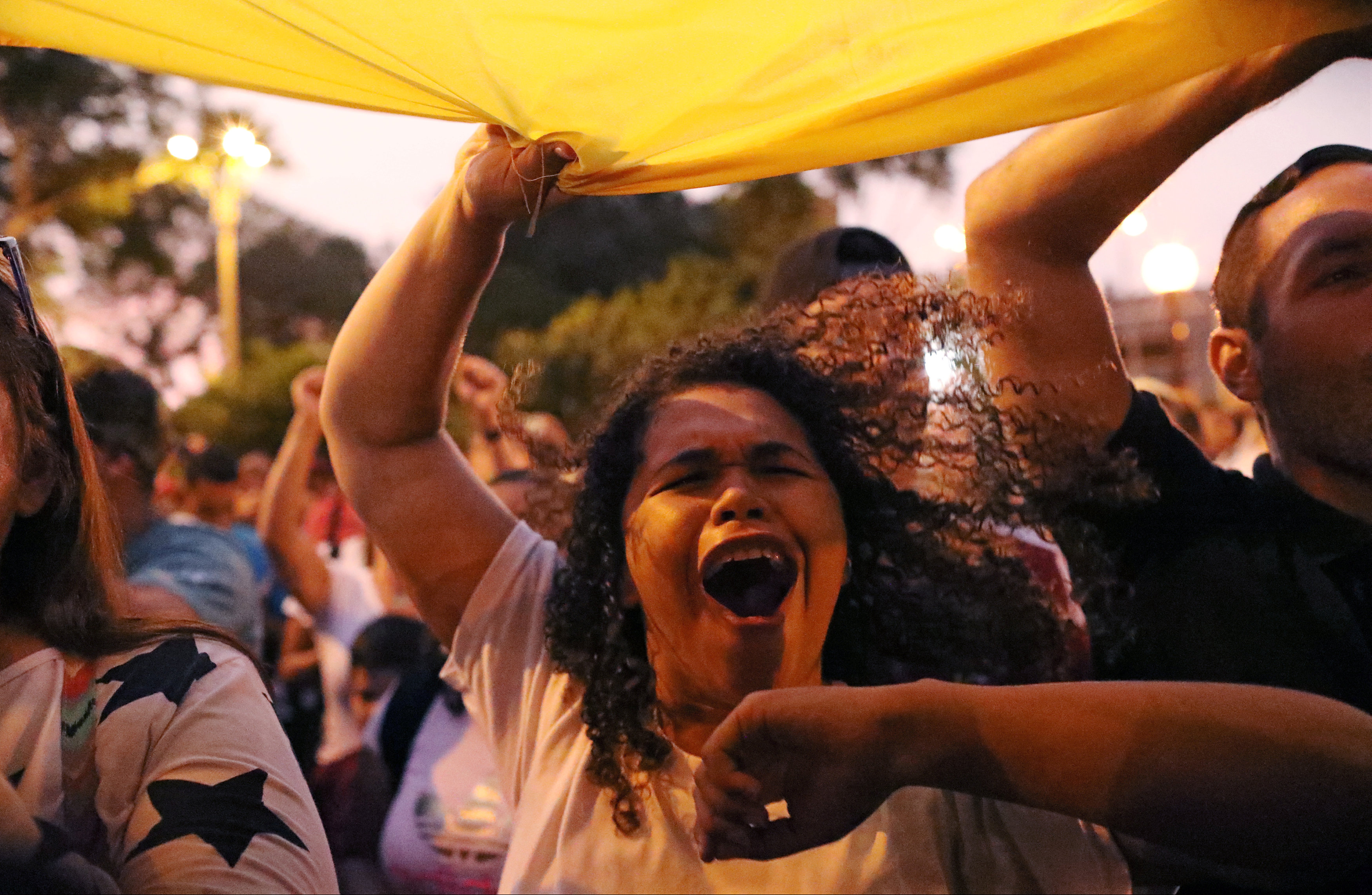 Lima, Perú. (REUTERS/Mariana Bazo)