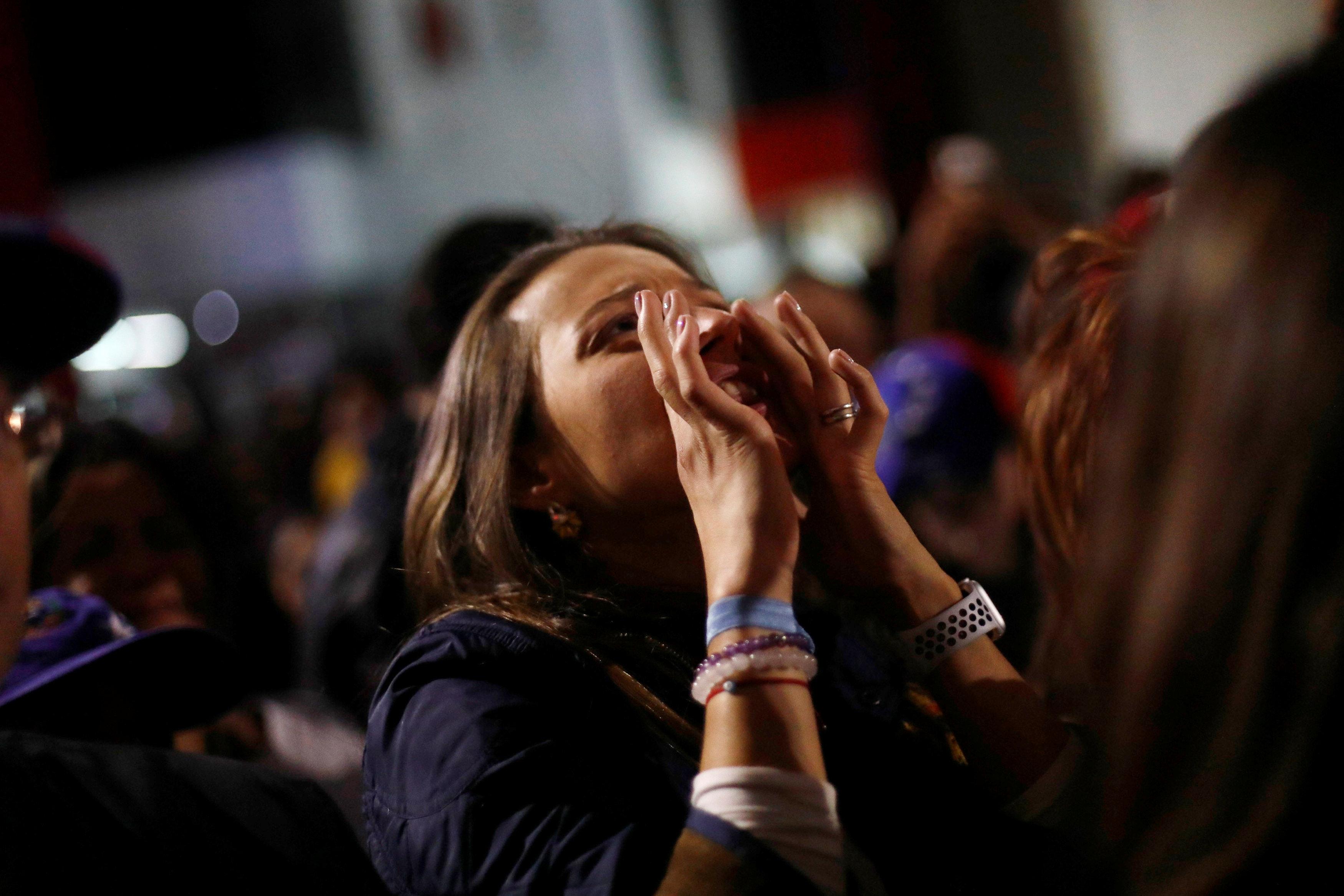 Protestas masivas en Ciudad de México. (REUTERS/Edgard Garrido)