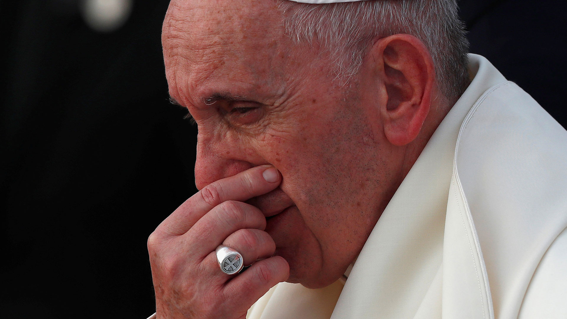 """En 2015, los cardenales acusaron al Papa de generar """"desconcierto y confusión"""" (Reuters)"""