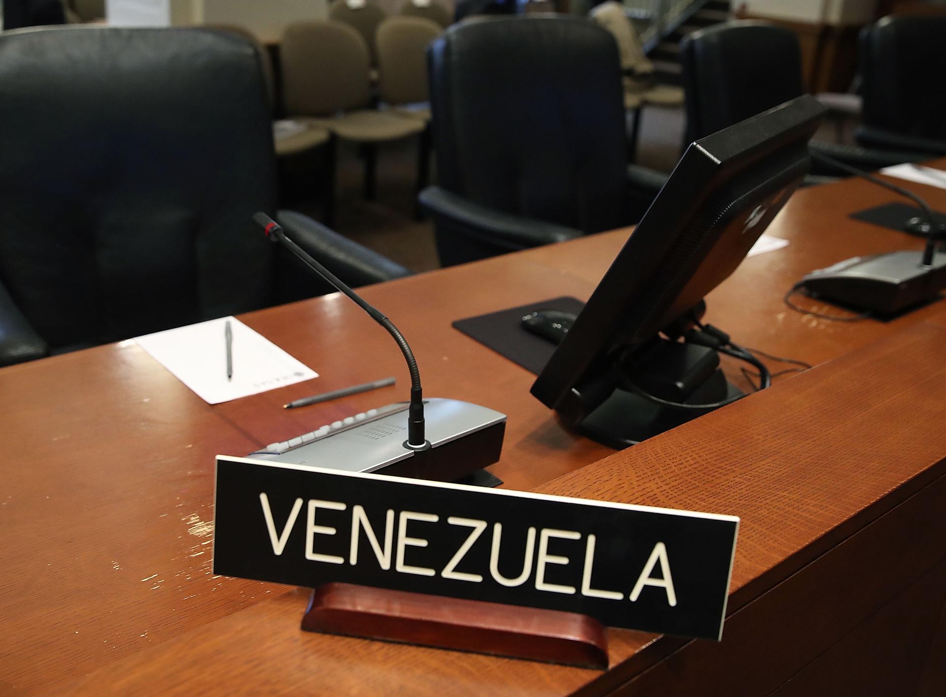 La OEA desconoció el segundo mandato de Nicolás Maduro el 10 de enero pasado