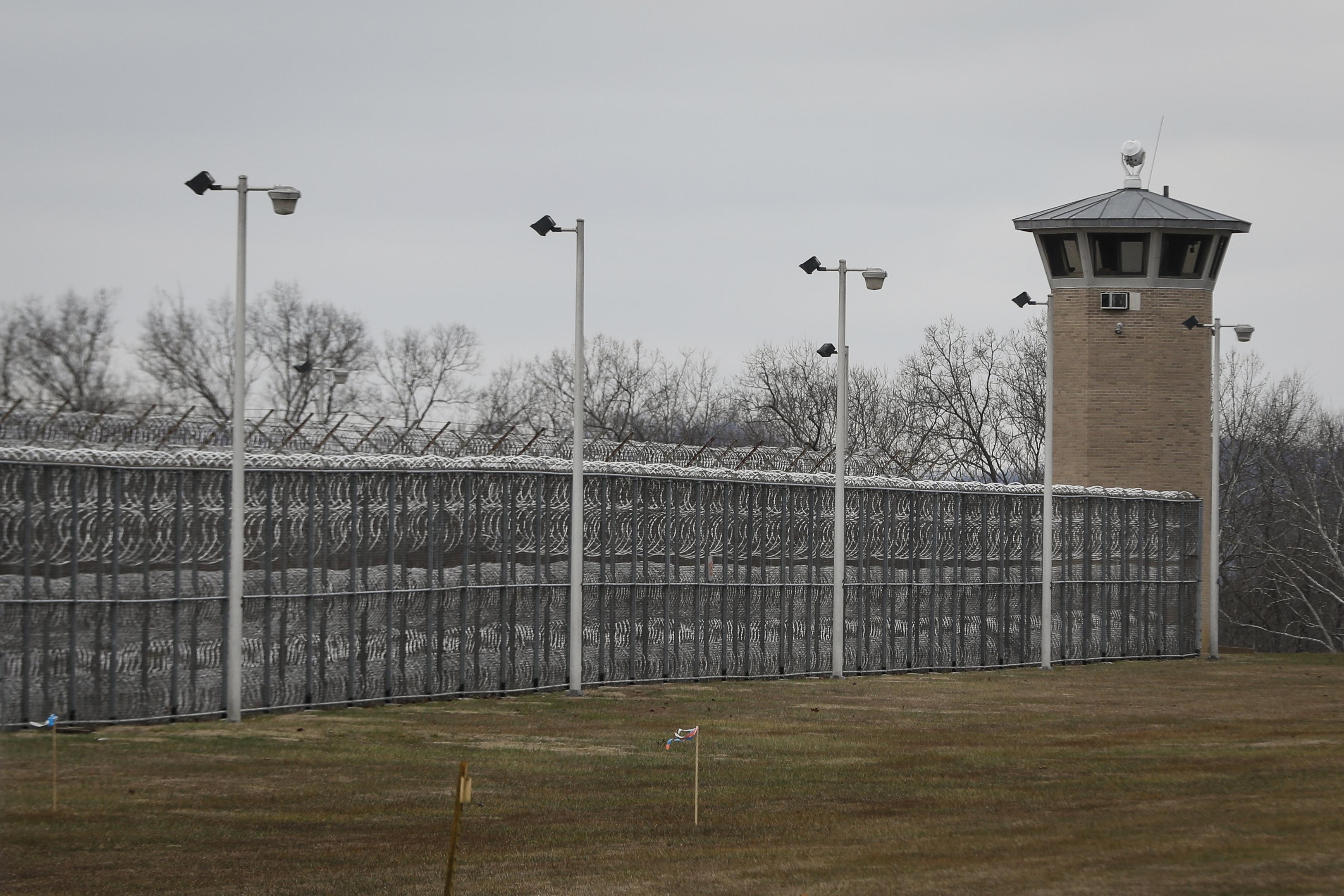 """El """"gunning""""es una práctica recurrente en las prisiones de EEUU (Foto: AP Photo/John Minchillo"""