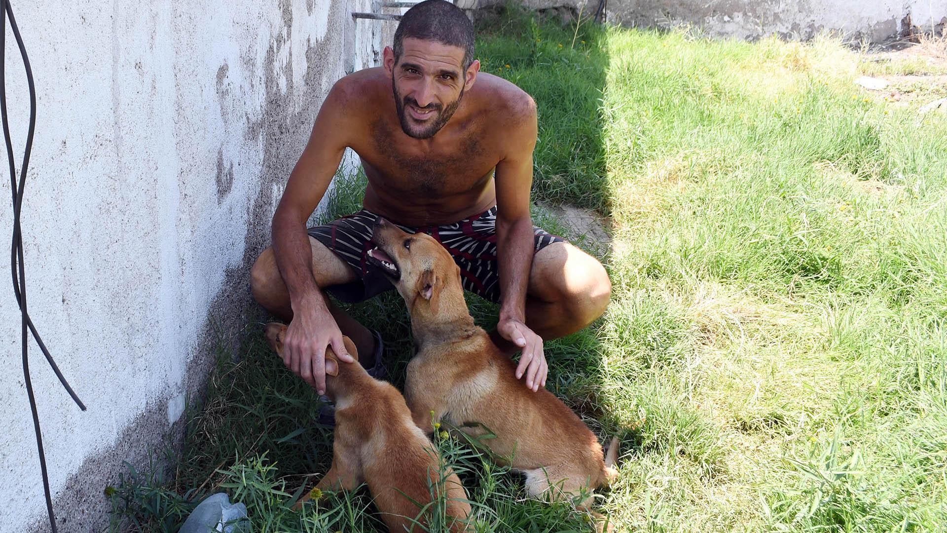 El detenido vivía en condiciones que se acercaban a la indigencia(Télam)