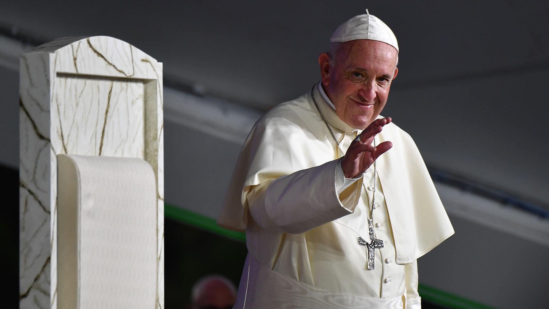 Modernizar a la Iglesia, uno de los grandes retos de Francisco (Foto: AFP)