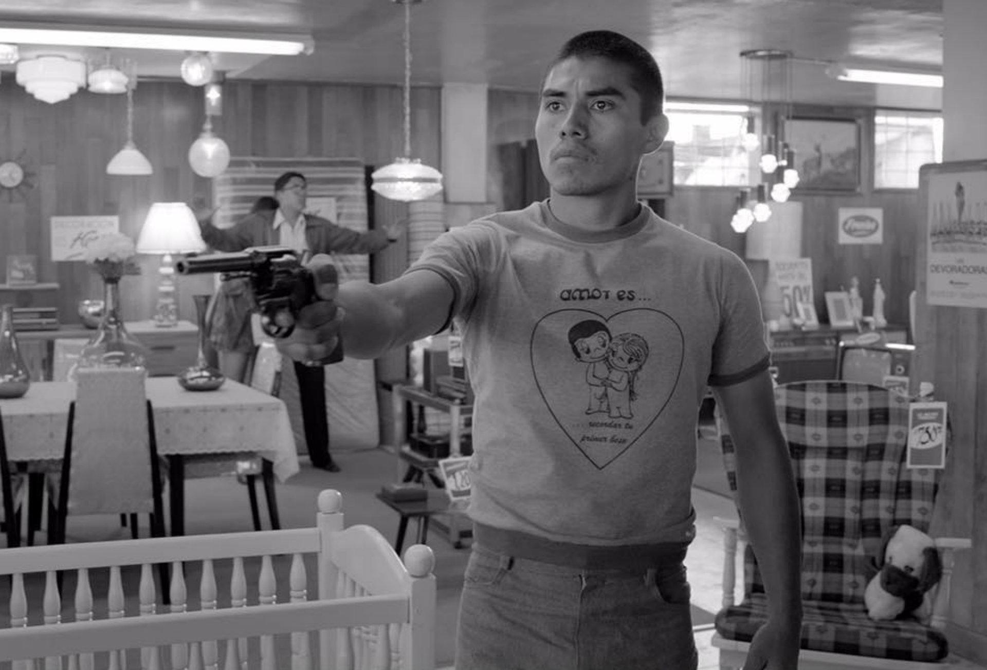 Guerrero protagonizó la última película del mexicano Alfonso Cuarón (Instagram)
