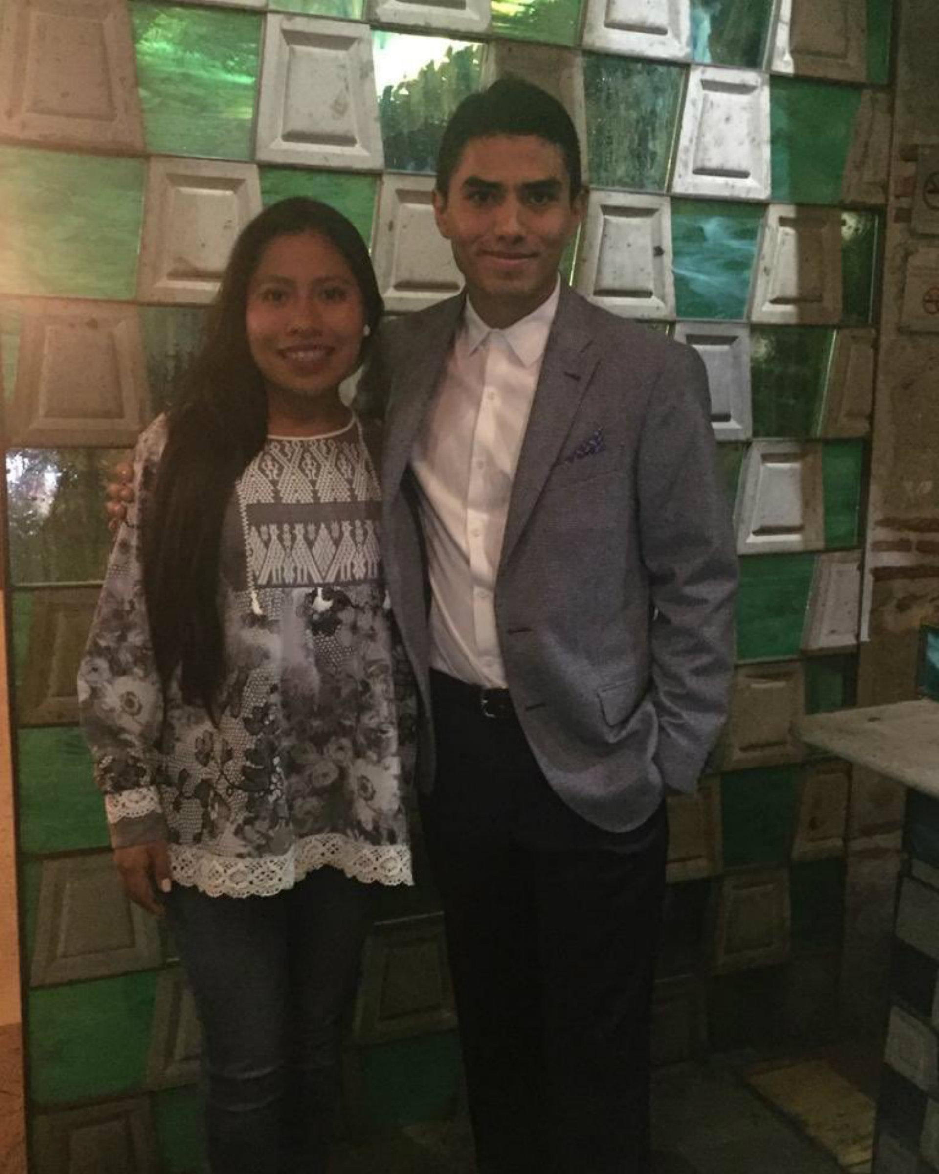 Guerrero espera que Yalitza Aparicio gane el Oscar a Mejor Actriz (Foto: Instagram)
