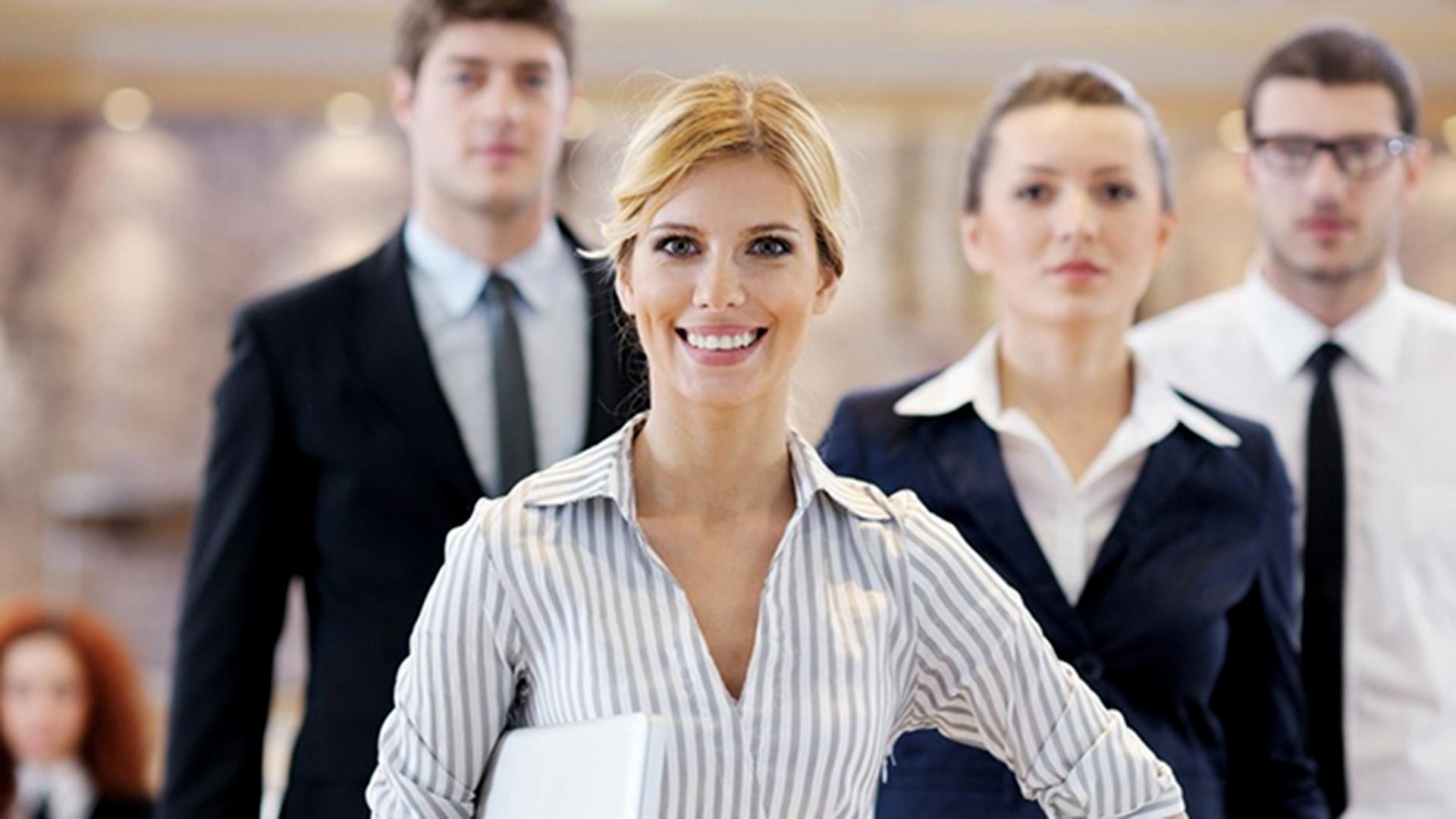 Cómo es la representación femenina en el mundo laboral( Shutterstock)
