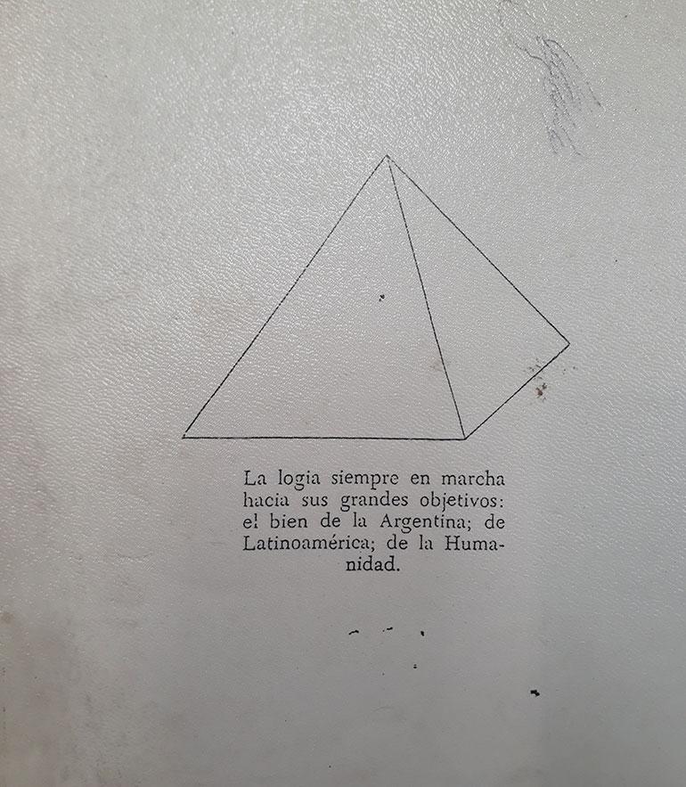Simbología de la Logia Anael