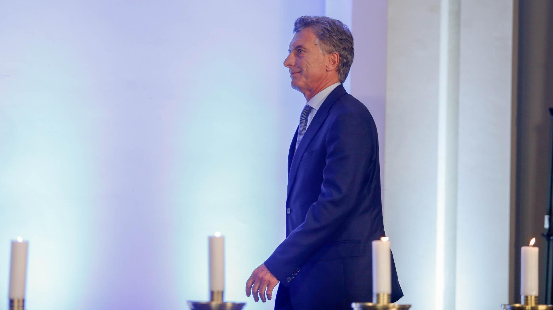 Mauricio Macri camina hacia las elecciones y evalúa qué estrategia adoptar (Nicolás Aboaf)