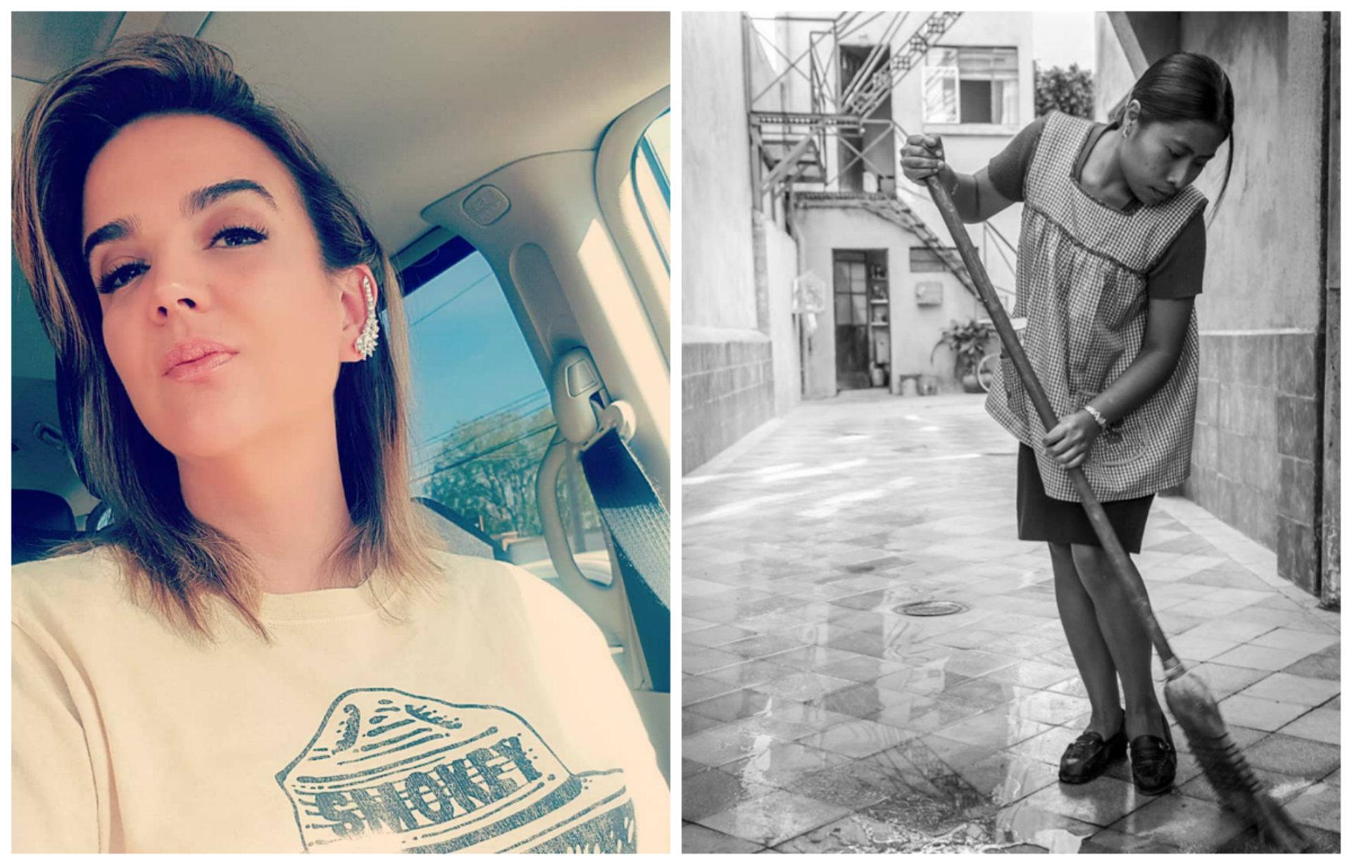 Elsa Burgos causó revuelo con un comentario sobre Yalitza Aparicio (Instagram)
