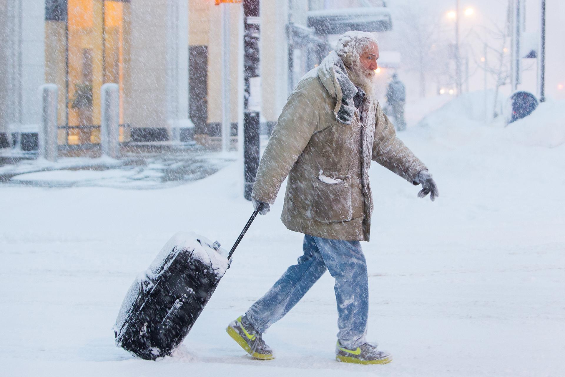 Buffalo, New York. REUTERS/Lindsay Dedario