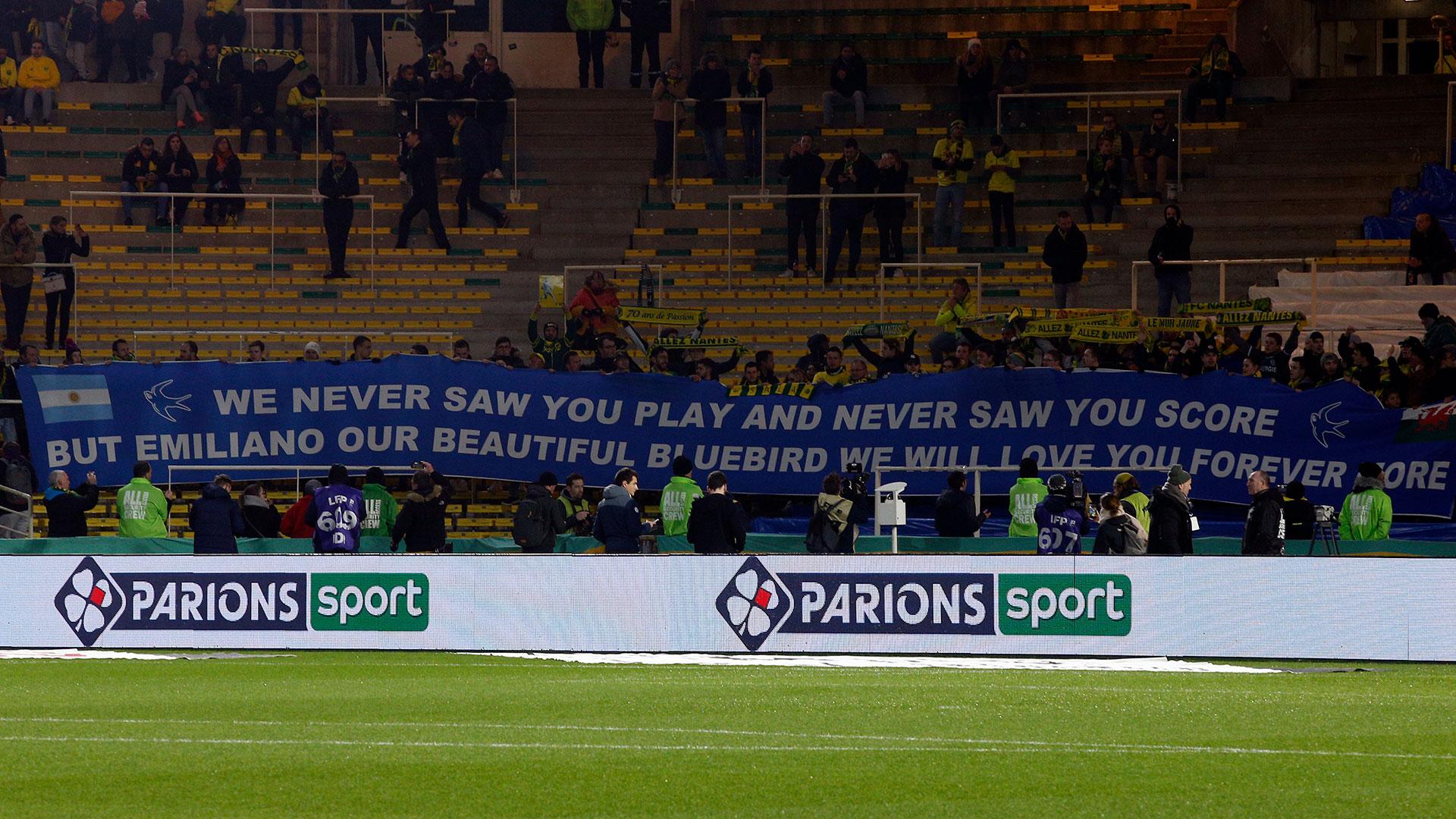 El Nantes no había vuelto a jugar desde entonces