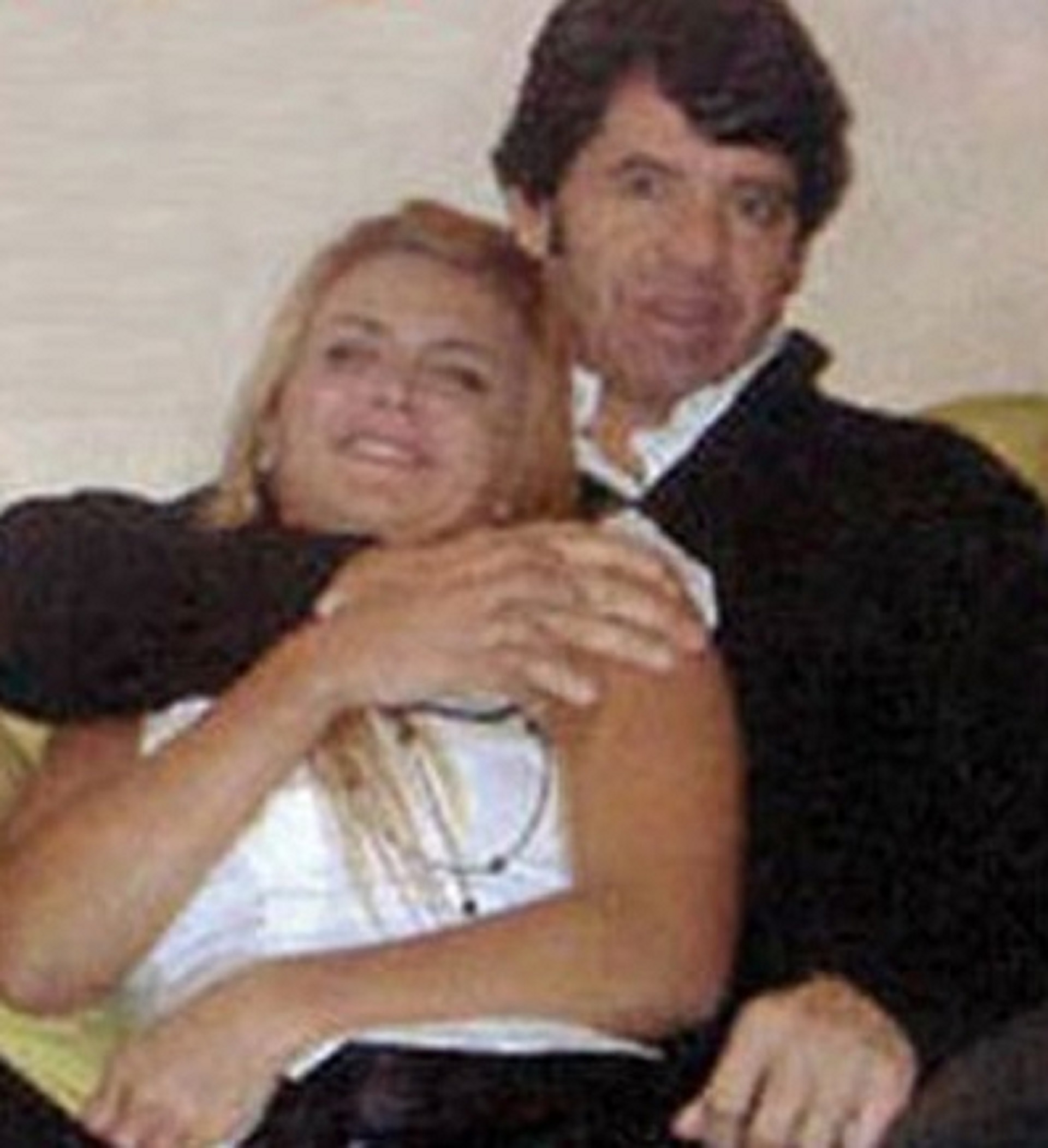 La periodista y el contador comenzaron su relación en 2004