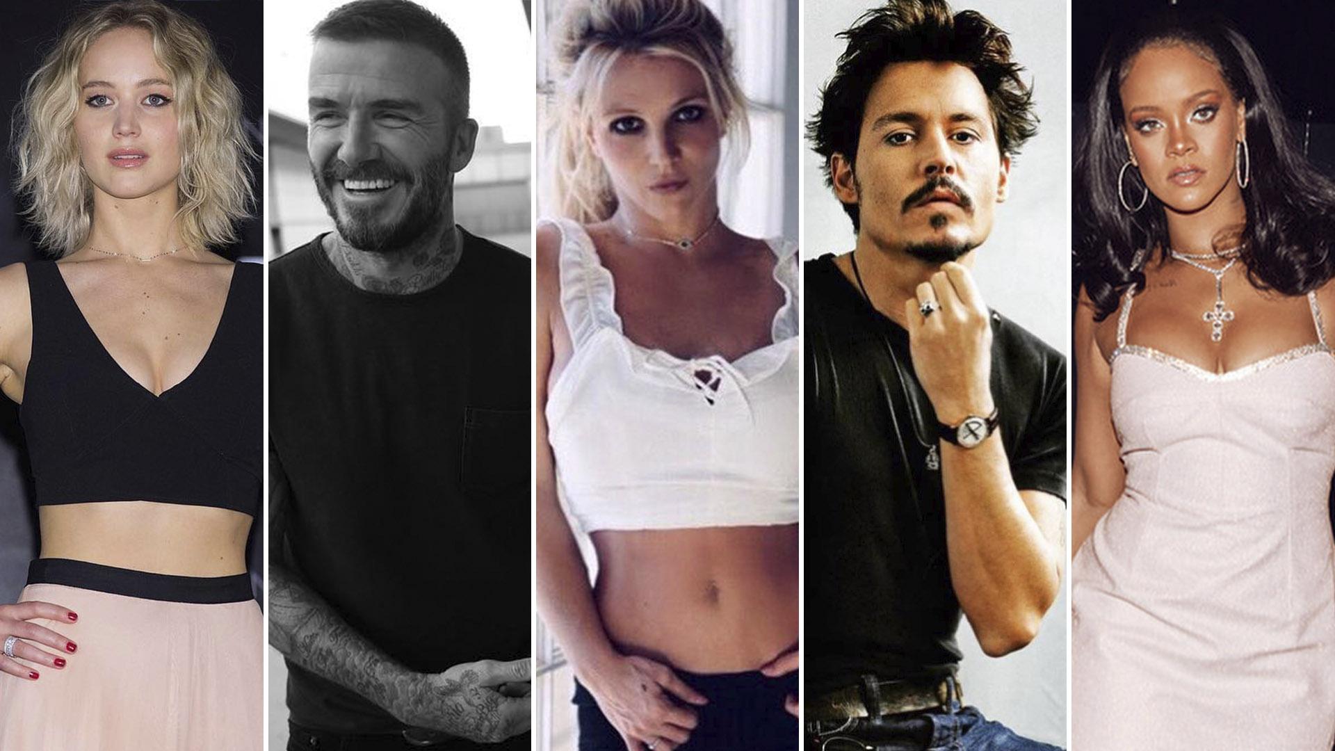 Cuales Son Los Tatuajes De Rihanna las estrellas de hollywood que con sus tatuajes cometieron