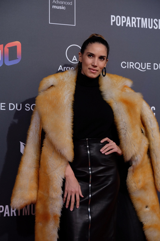 La cantante española India Martínez