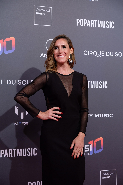 La cantante argentina Soledad Pastoruti