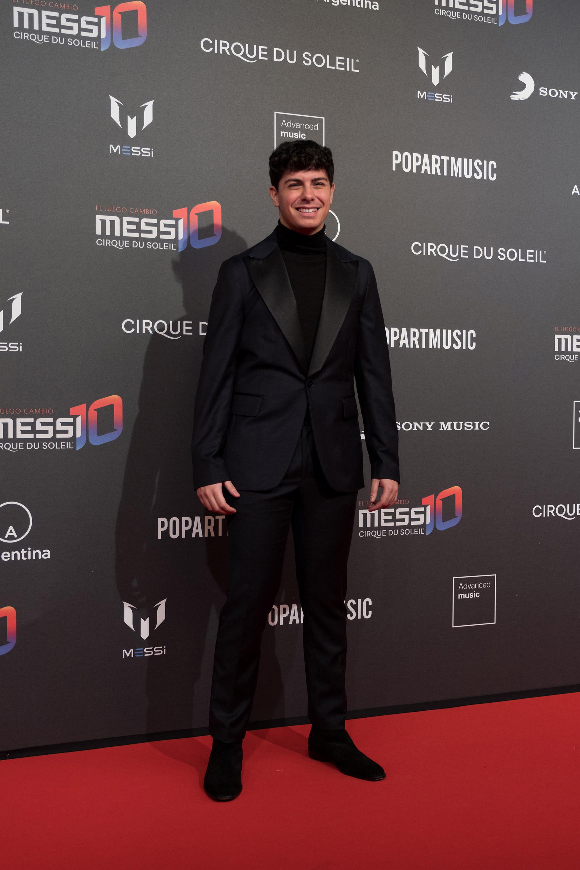 Alfred Garcia, finalista de Operación Triunfo
