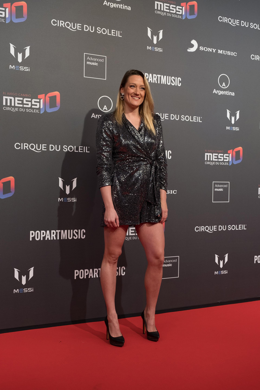 La nadadora española y campeona olímpica Mireia Belmonte