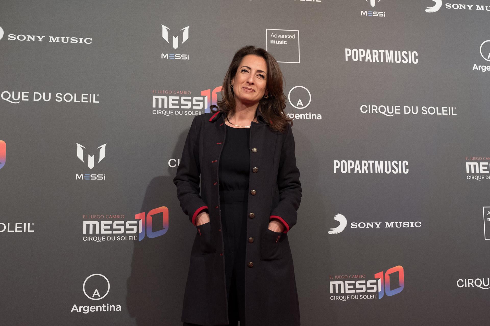 Therese Jamaa, mánager de GSMA