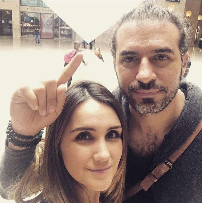 La ex integrante del grupo RBD y su pareja, Paco Álvarez, anunciaron su compromiso (Foto: Instagram @pacoalvarezv)